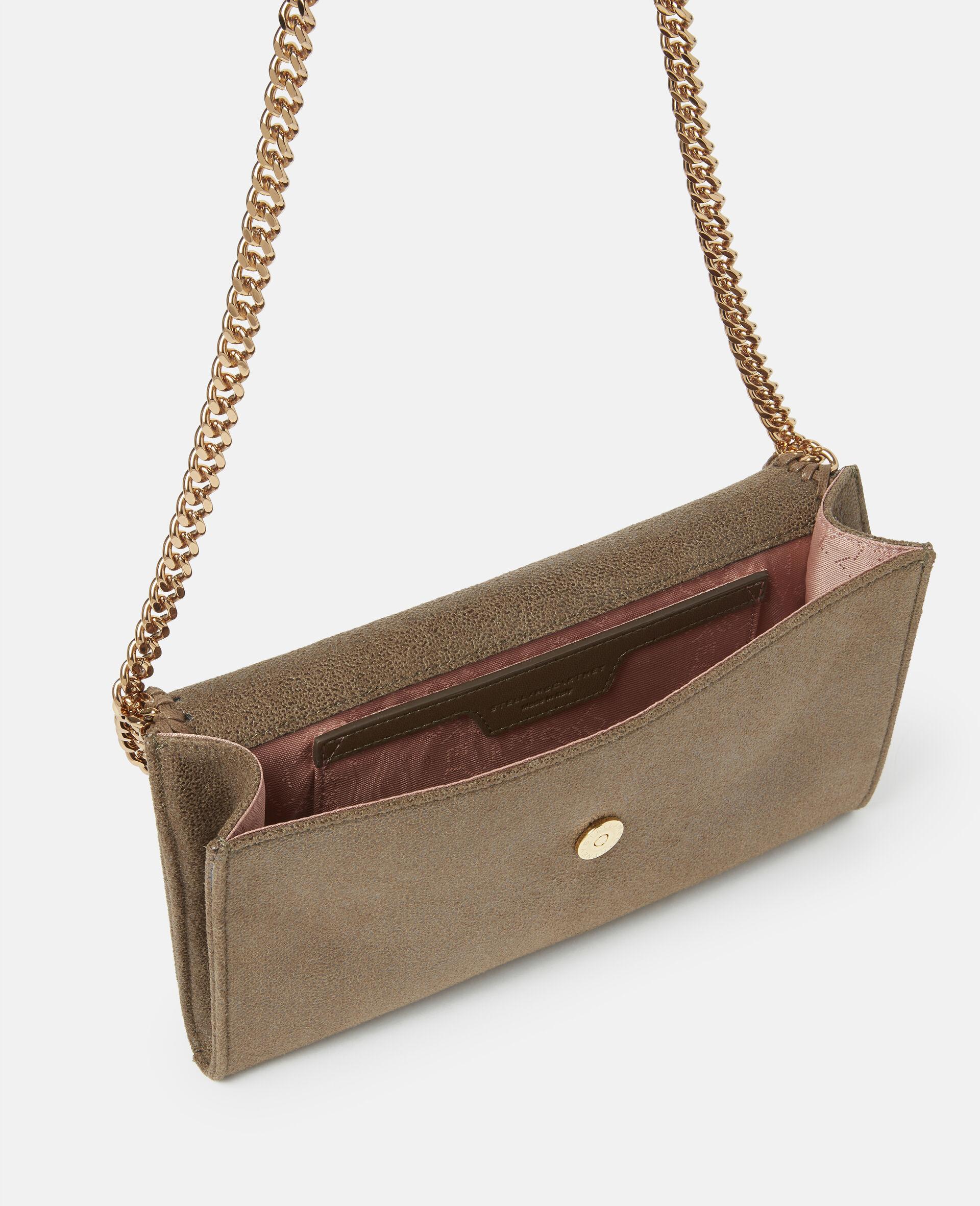 Falabella Mini Shoulder Bag-Green-large image number 3