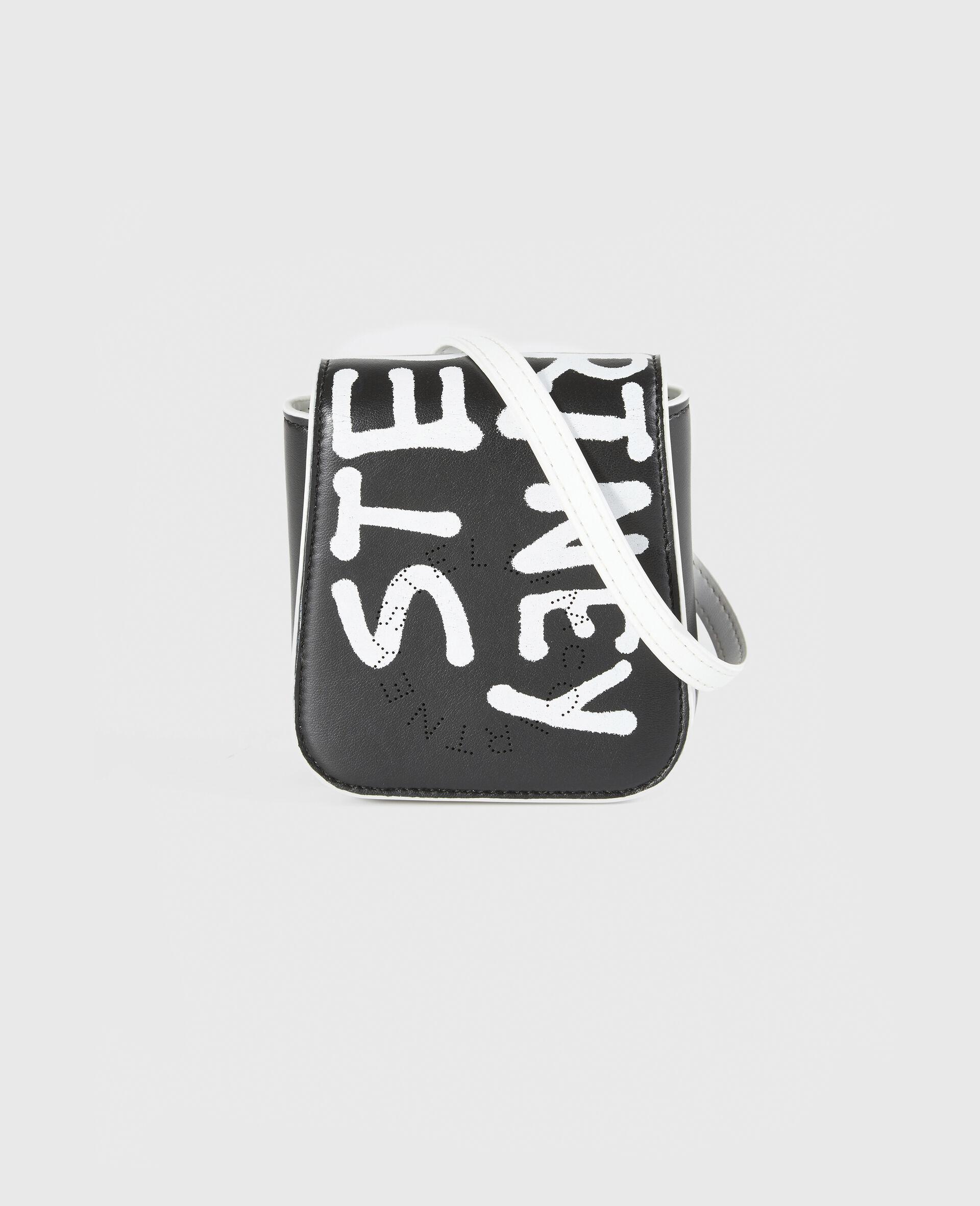 Ed Curtis Stella Logo Cardholder-Black-large image number 0