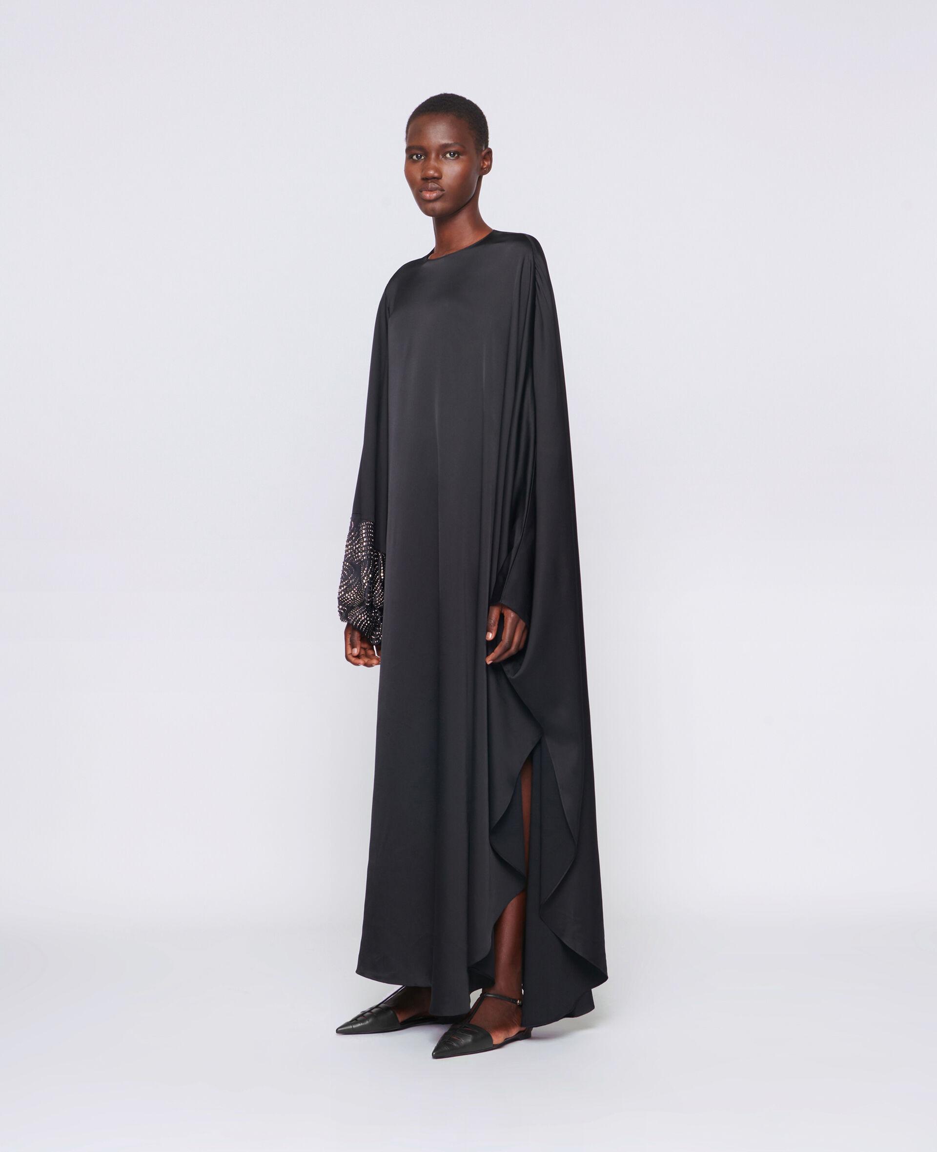 Aliyah Hotfix Dress-Black-large image number 1