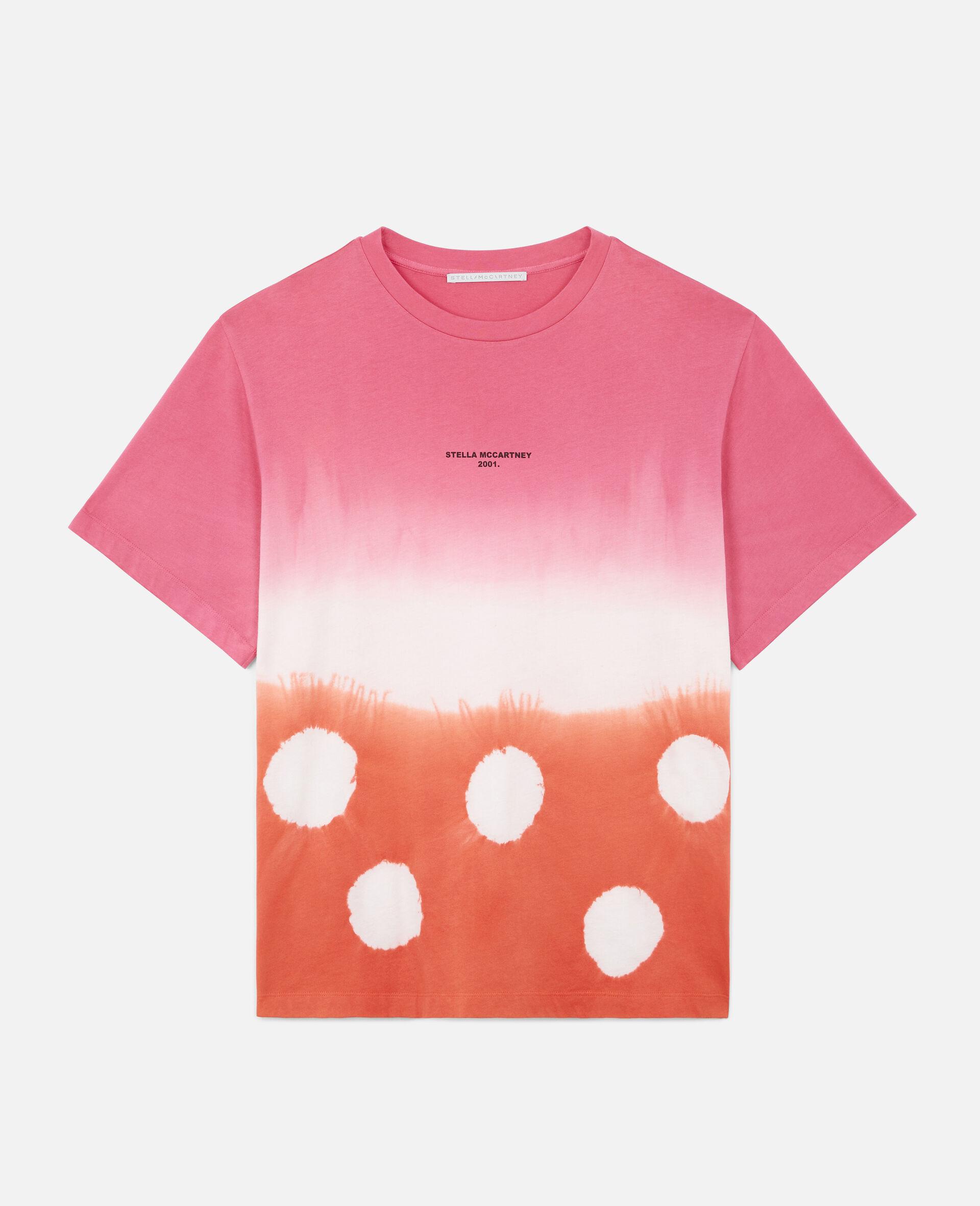 'Stella McCartney 2001.' Tie-Dye T-Shirt-Multicolour-large image number 0