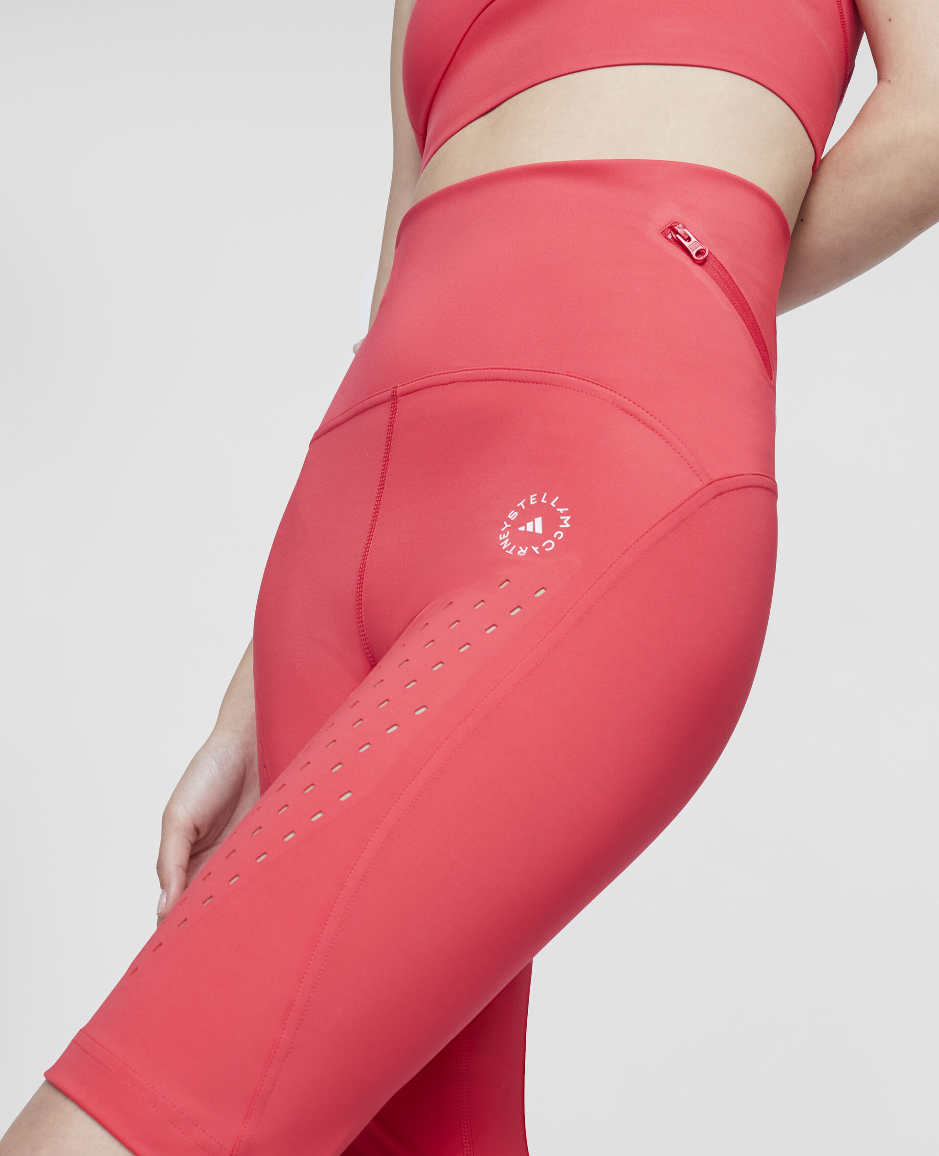 Active Pink TruePurpose Cycling Tights-Pink-large image number 3