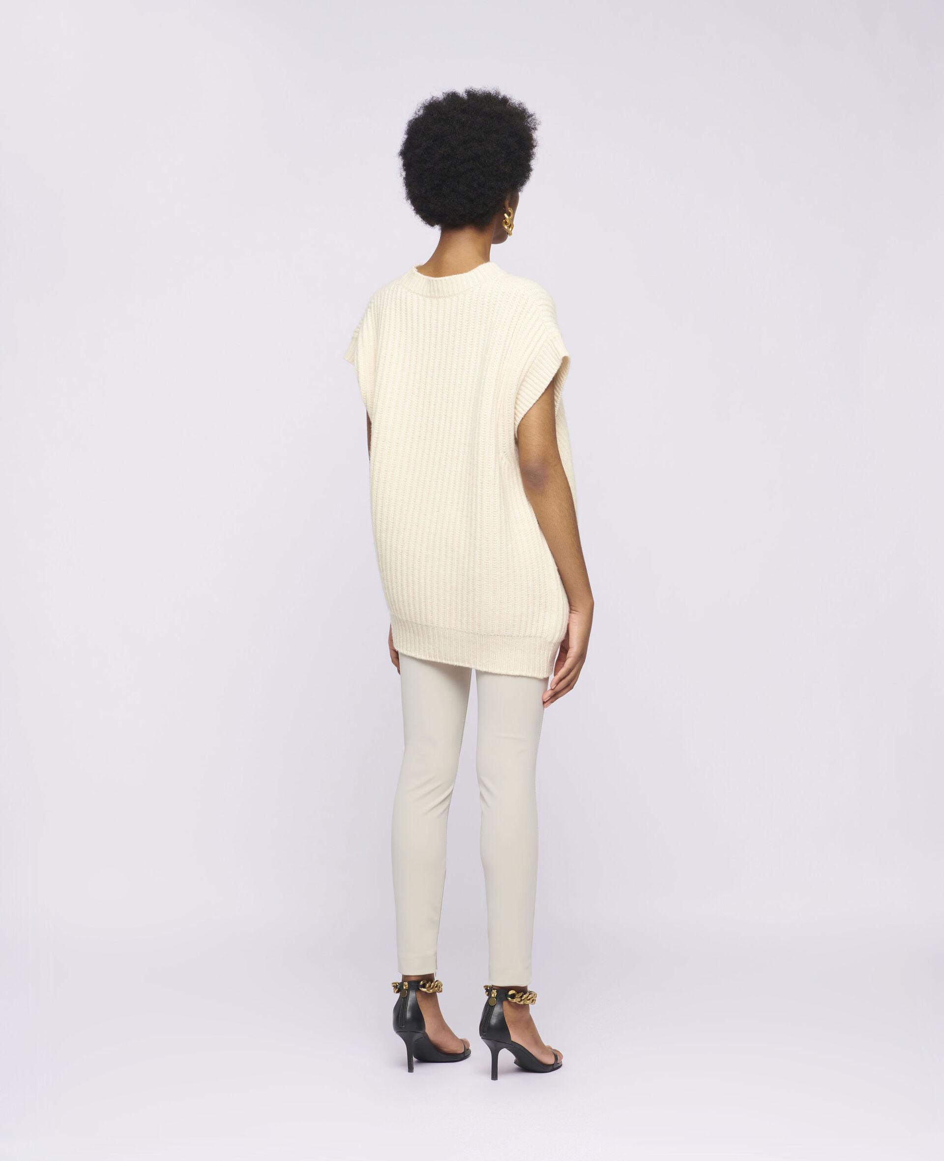 Kelly Alter Mat 贴腿裤-米色-large image number 2