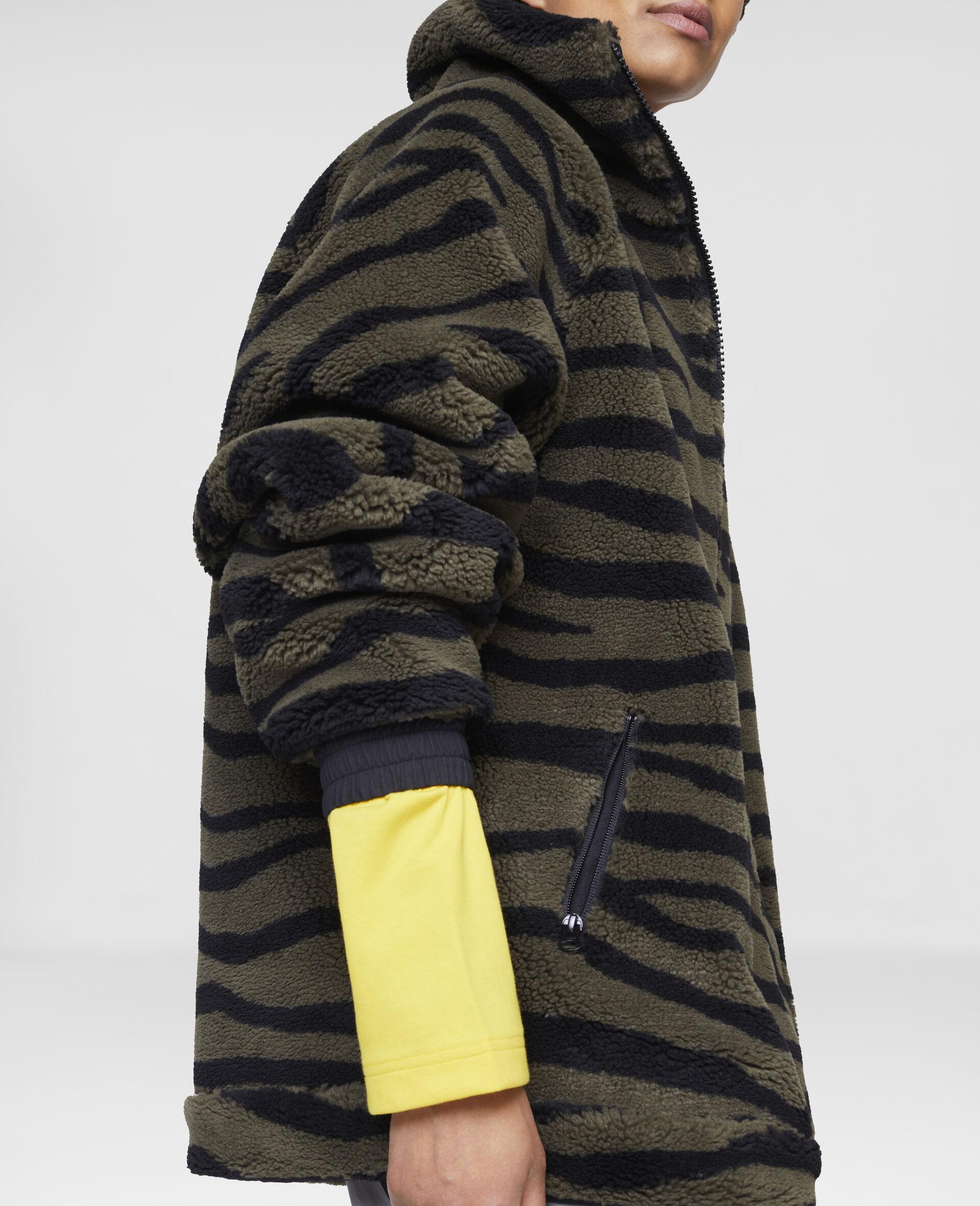Hooded Training Jacket-Multicolour-large image number 3