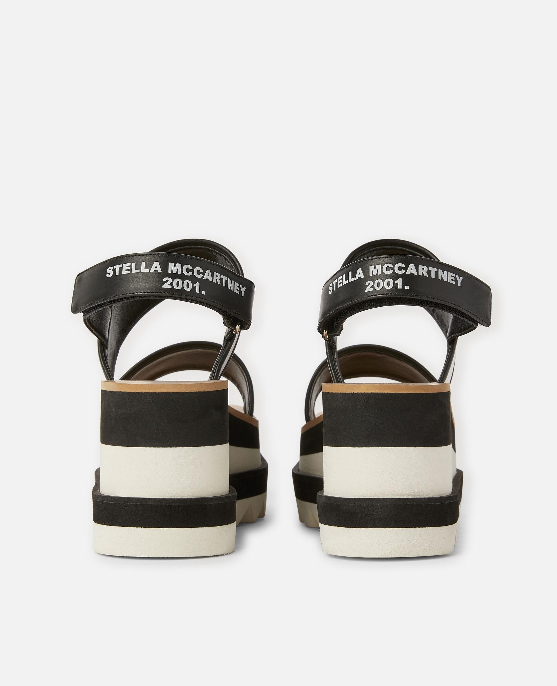 Sneak Elyse Sandals-Black-large image number 2