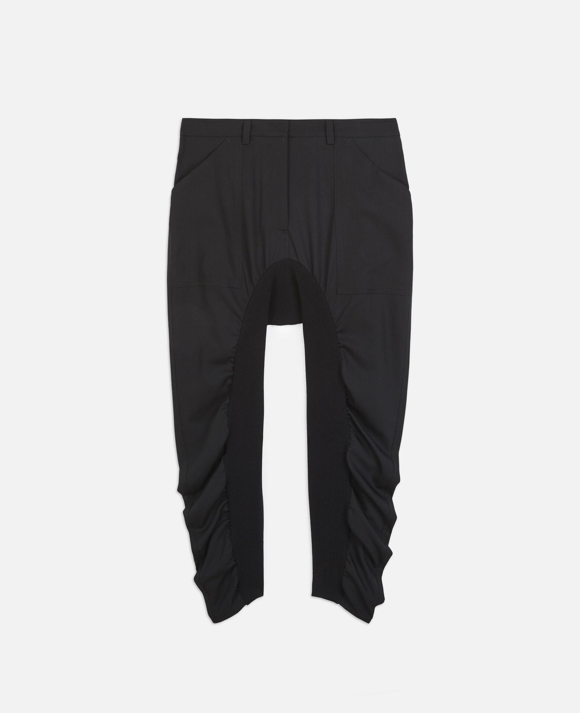 黑色 Tina 裤装-黑色-large image number 0