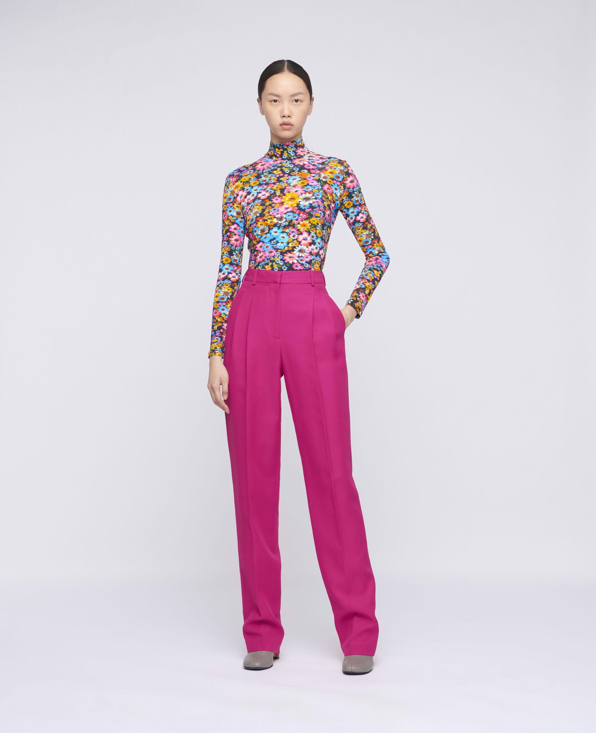 Lara Trousers-Pink-large image number 1