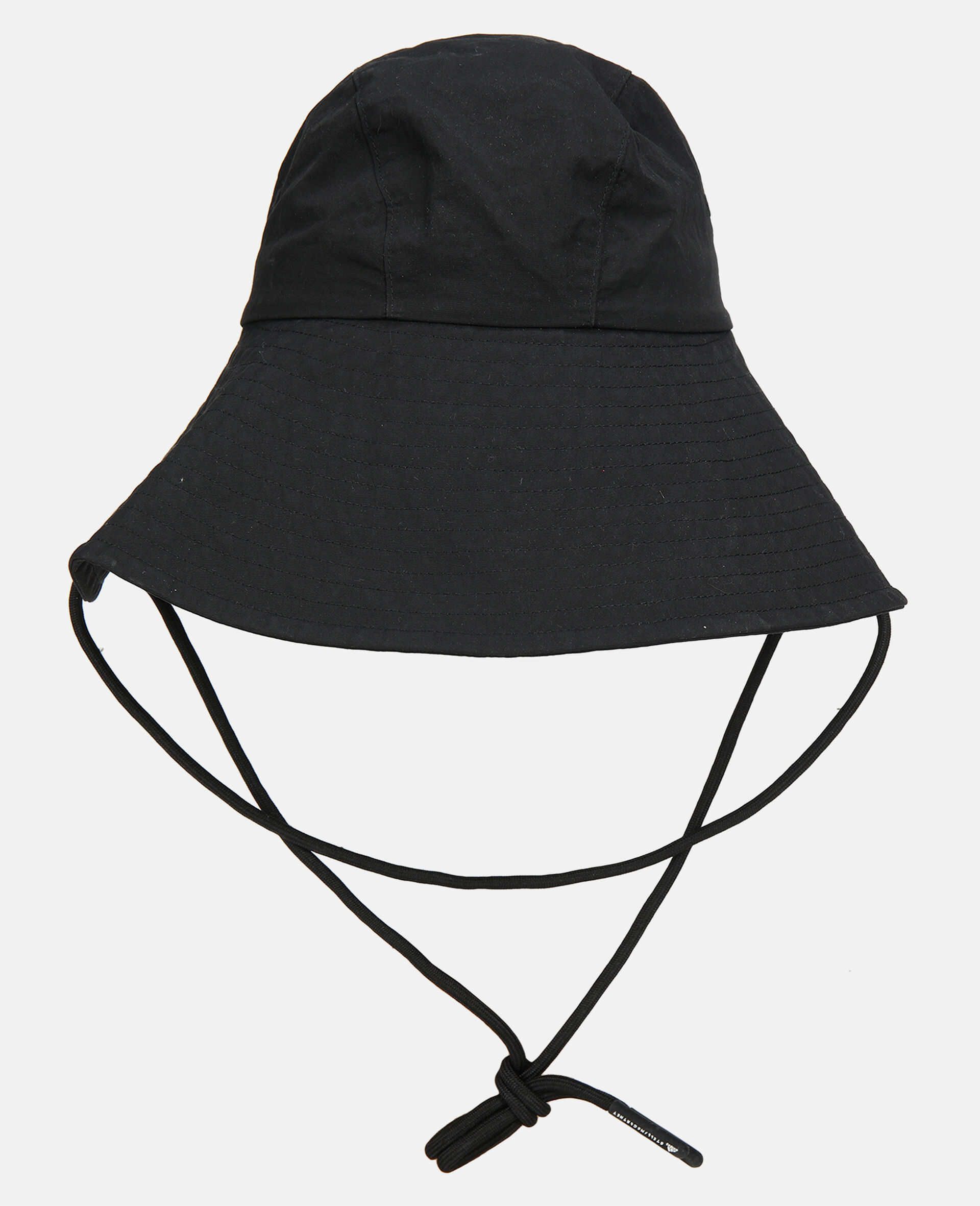Black Bucket Hat -Black-large image number 1