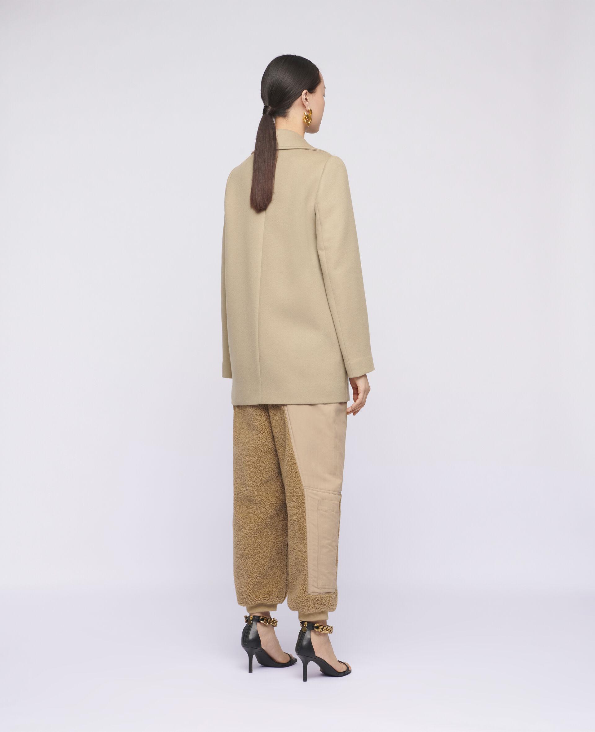 Karina Wool Coat-Brown-large image number 2
