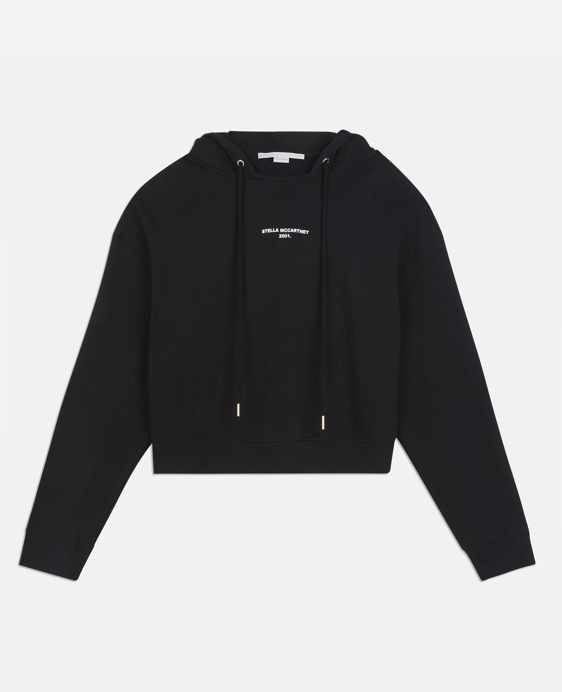 Stella McCartney 2001. Hoodie-Black-large image number 0