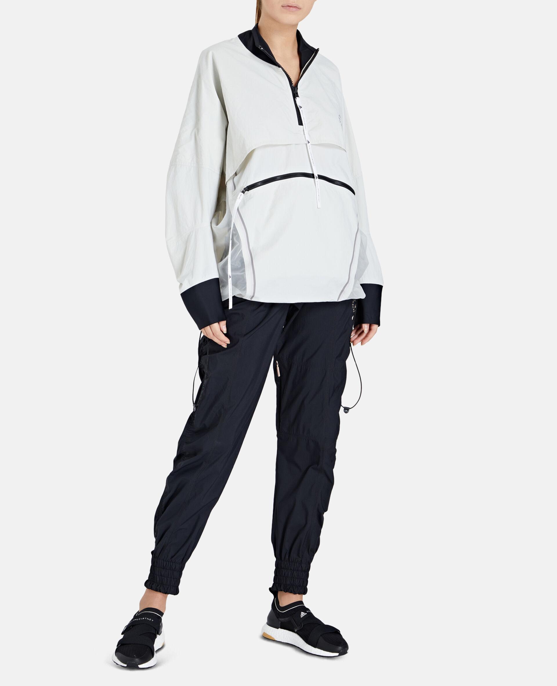 Beige Pull-On Jacket-Beige-large image number 1