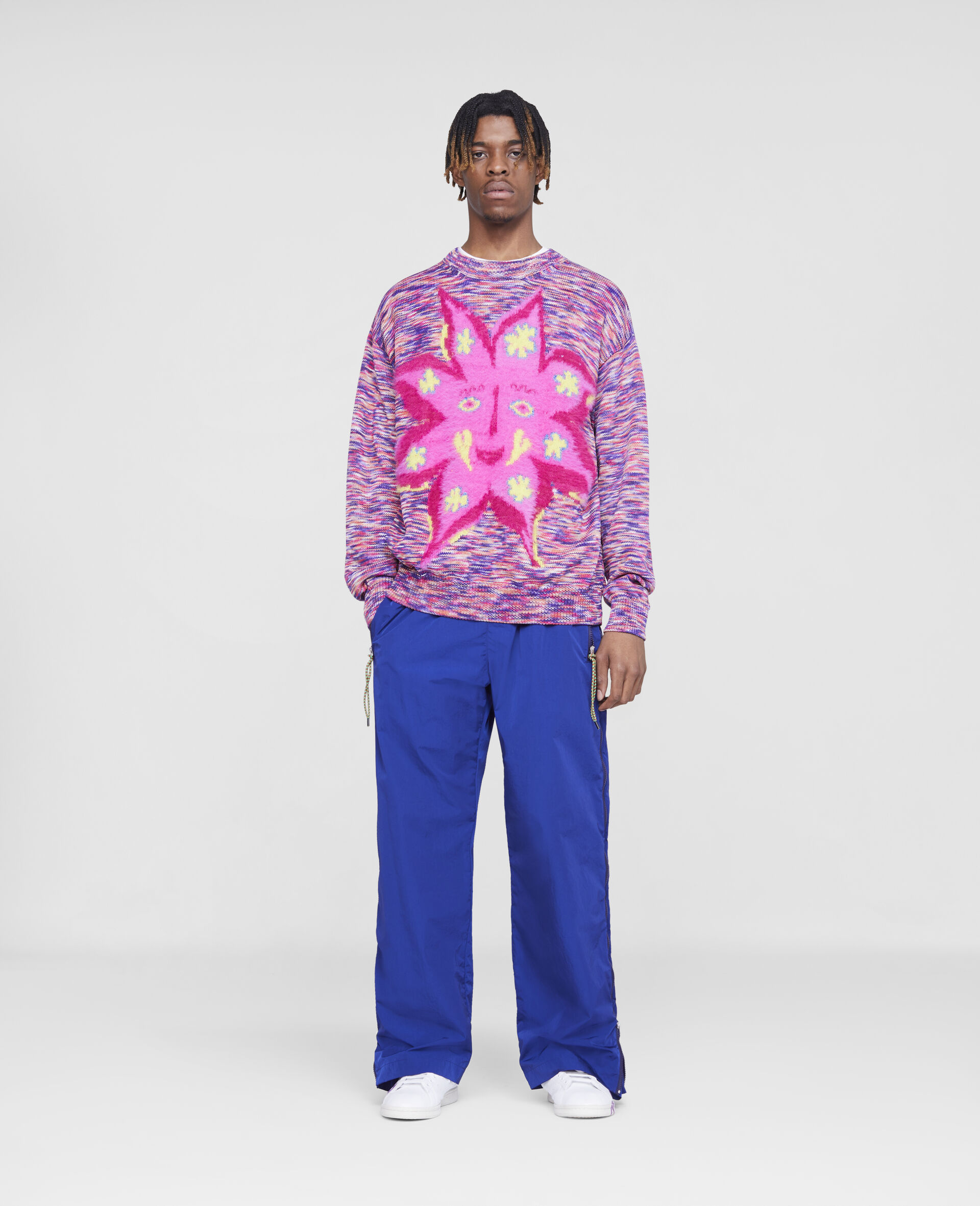 Myfawnwy Jumper -Multicolour-large image number 3