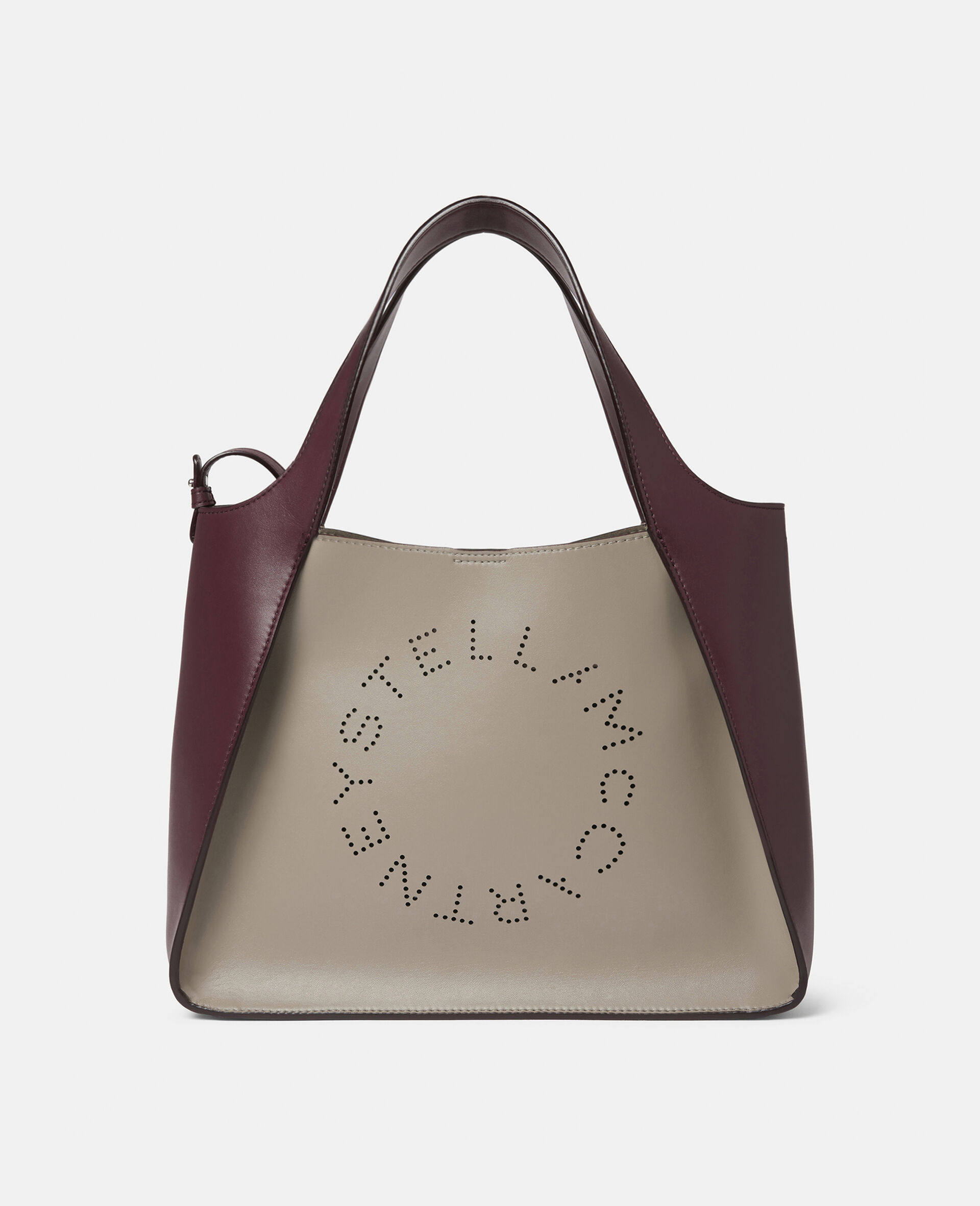 Stella Logo 斜挎包 -白色-large image number 0