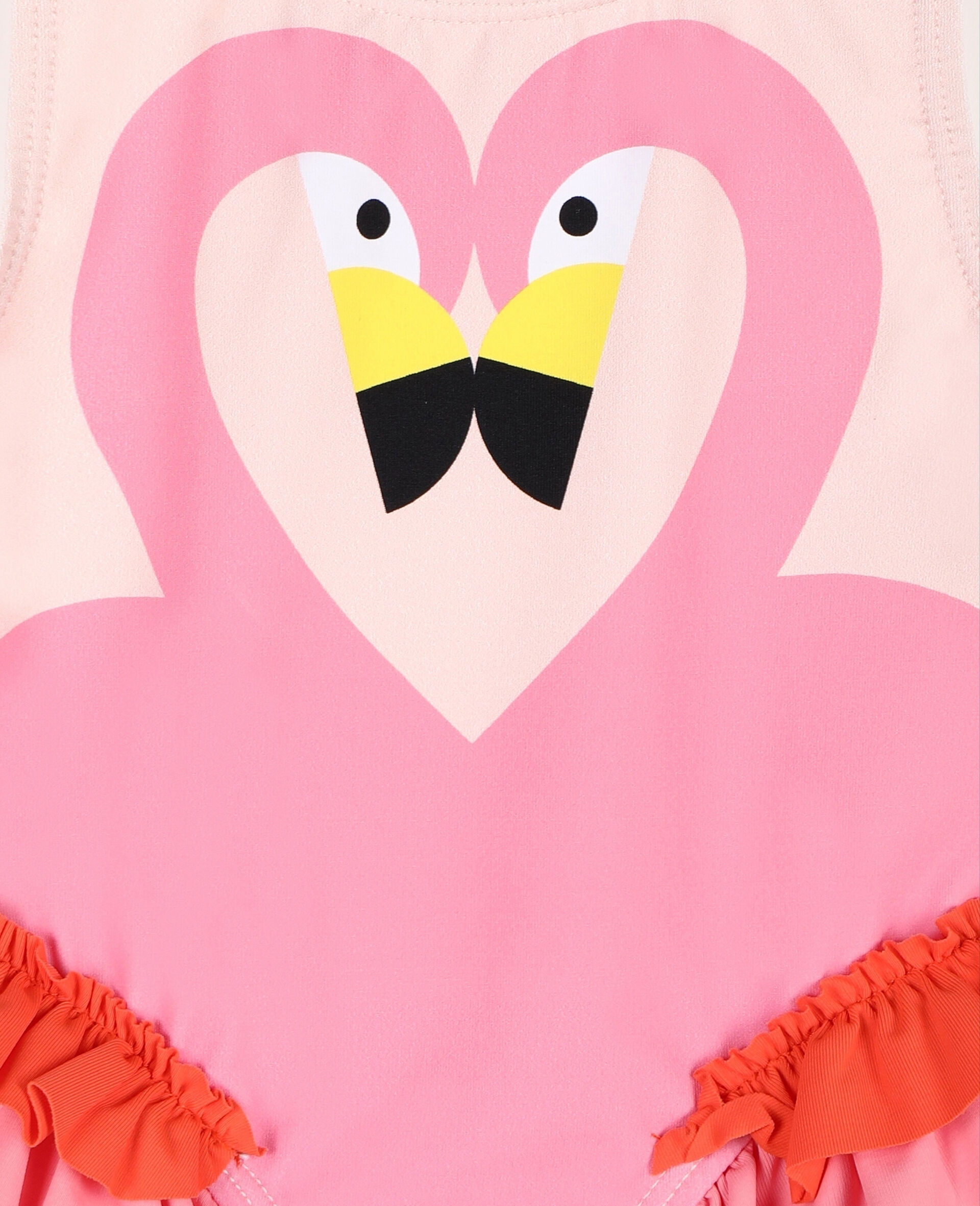 Flamingo Swimsuit -Pink-large image number 1