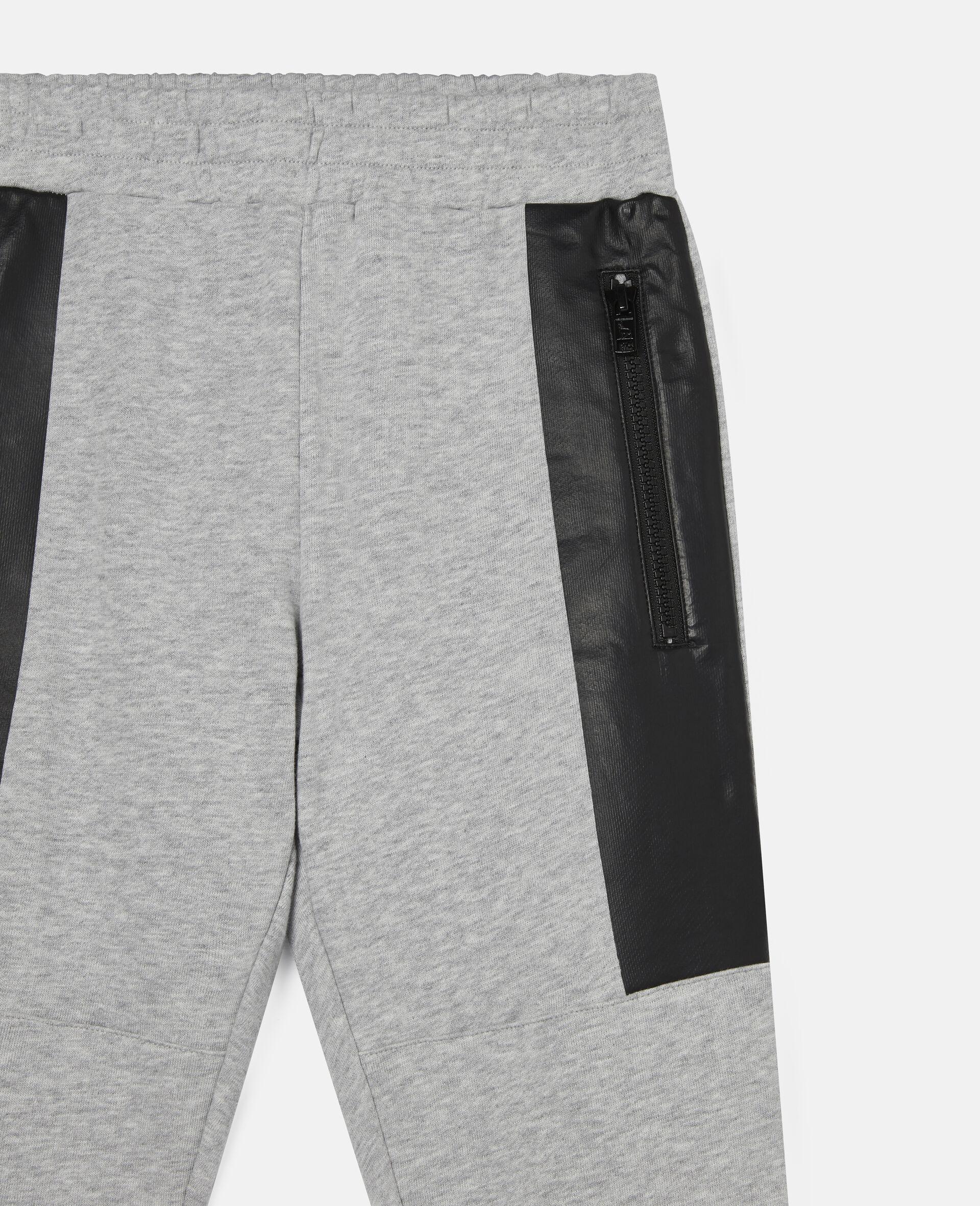 Fleece Joggers-Grey-large image number 2