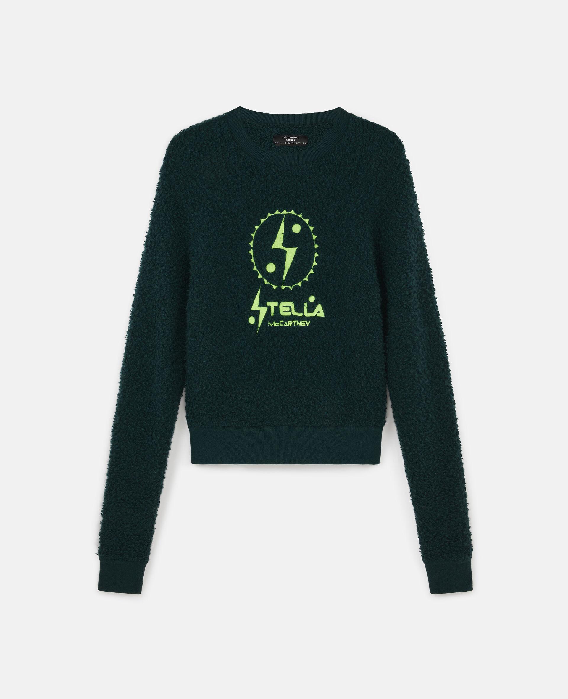 Pull polaire Tom Tosseyn Stella Logo -Vert-large image number 0