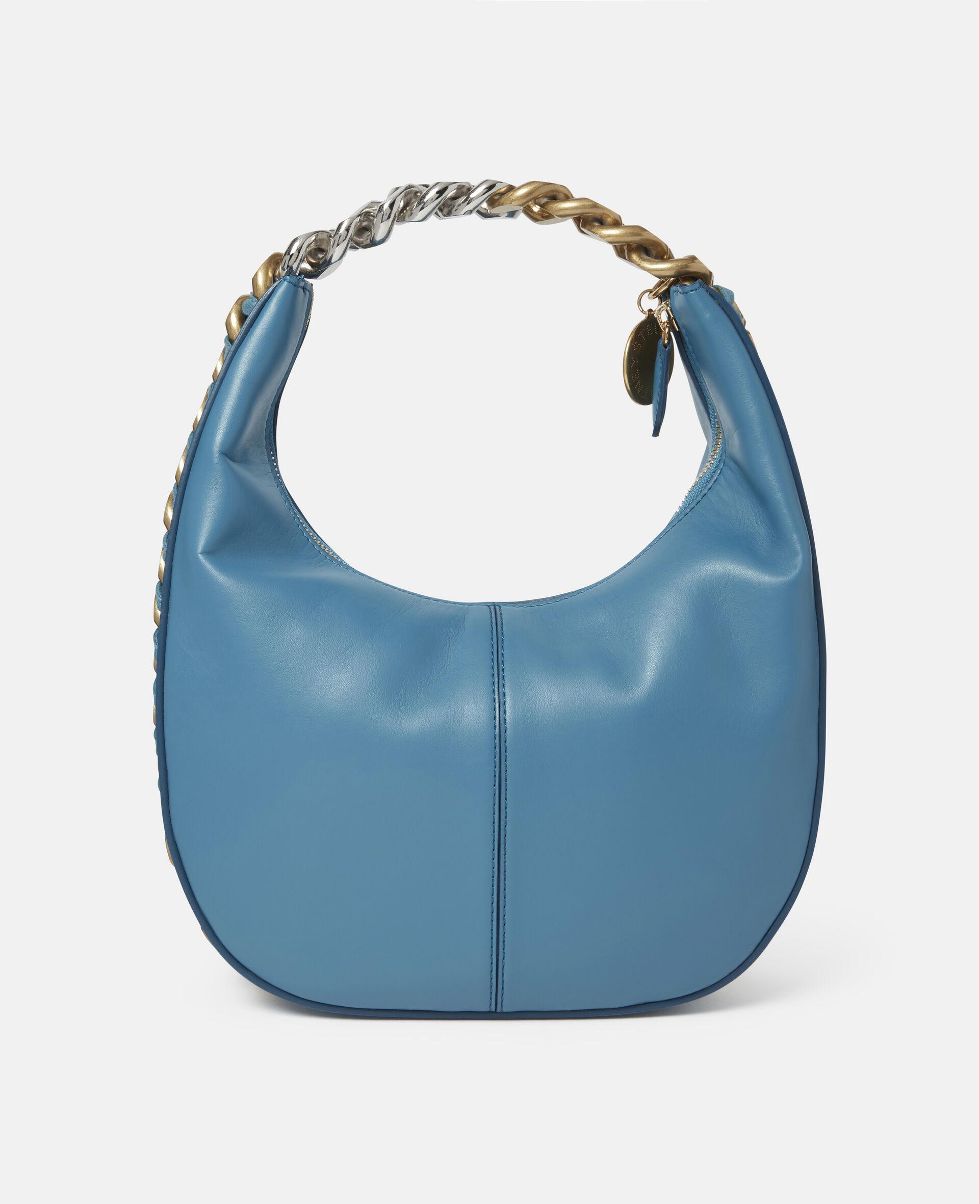 Frayme Small Zipit Shoulder Bag-Black-large image number 2