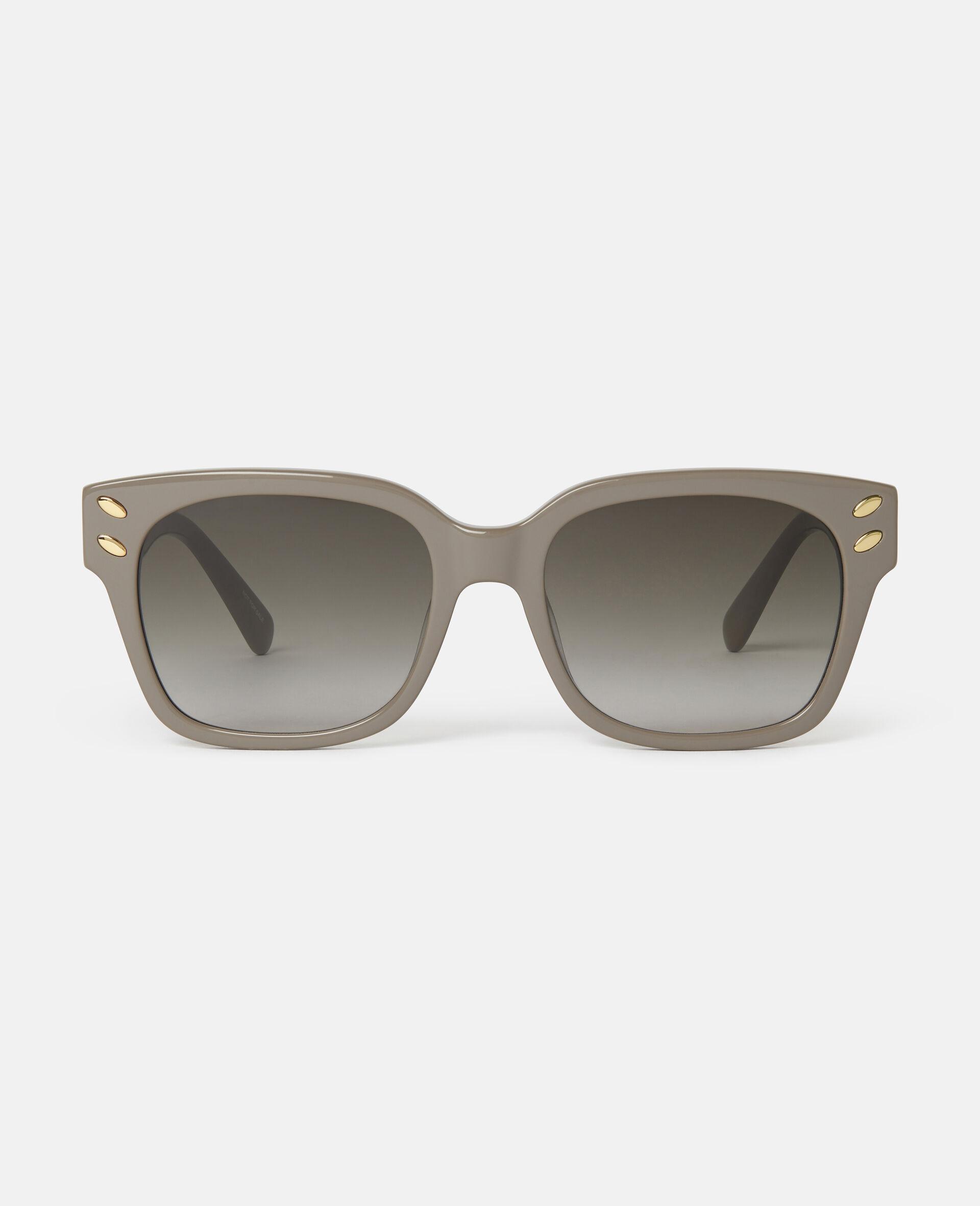 Geometric Sunglasses-Black-large image number 0