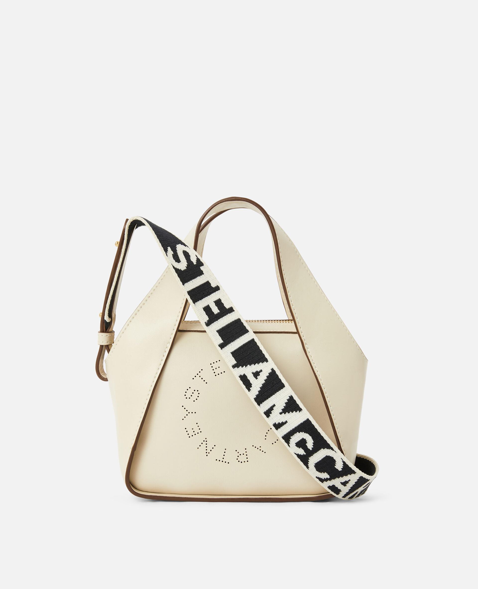 Mini-Crossbody Bag mit Stella-Logo -Schwarz-large image number 1