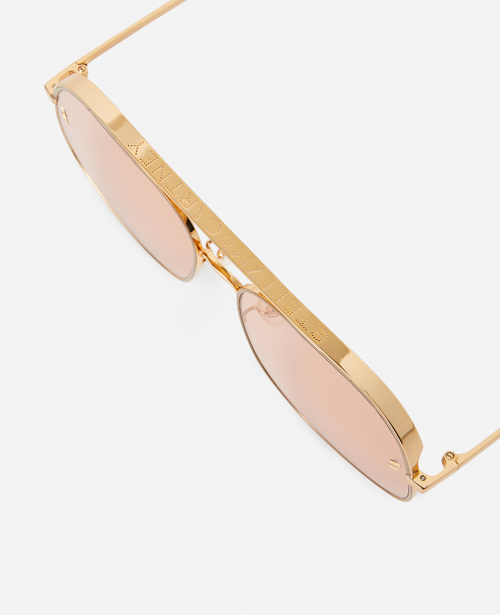 Square Sunglasses-Pink-large image number 2