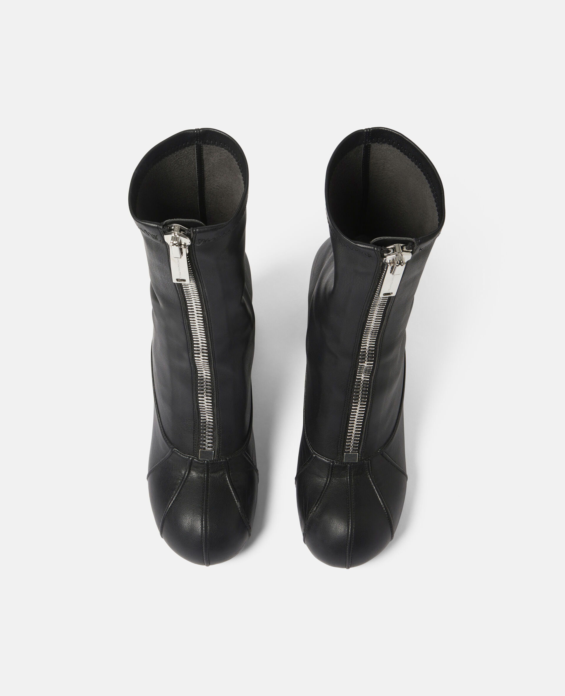 Duck City Ankle Boots -Black-large image number 3