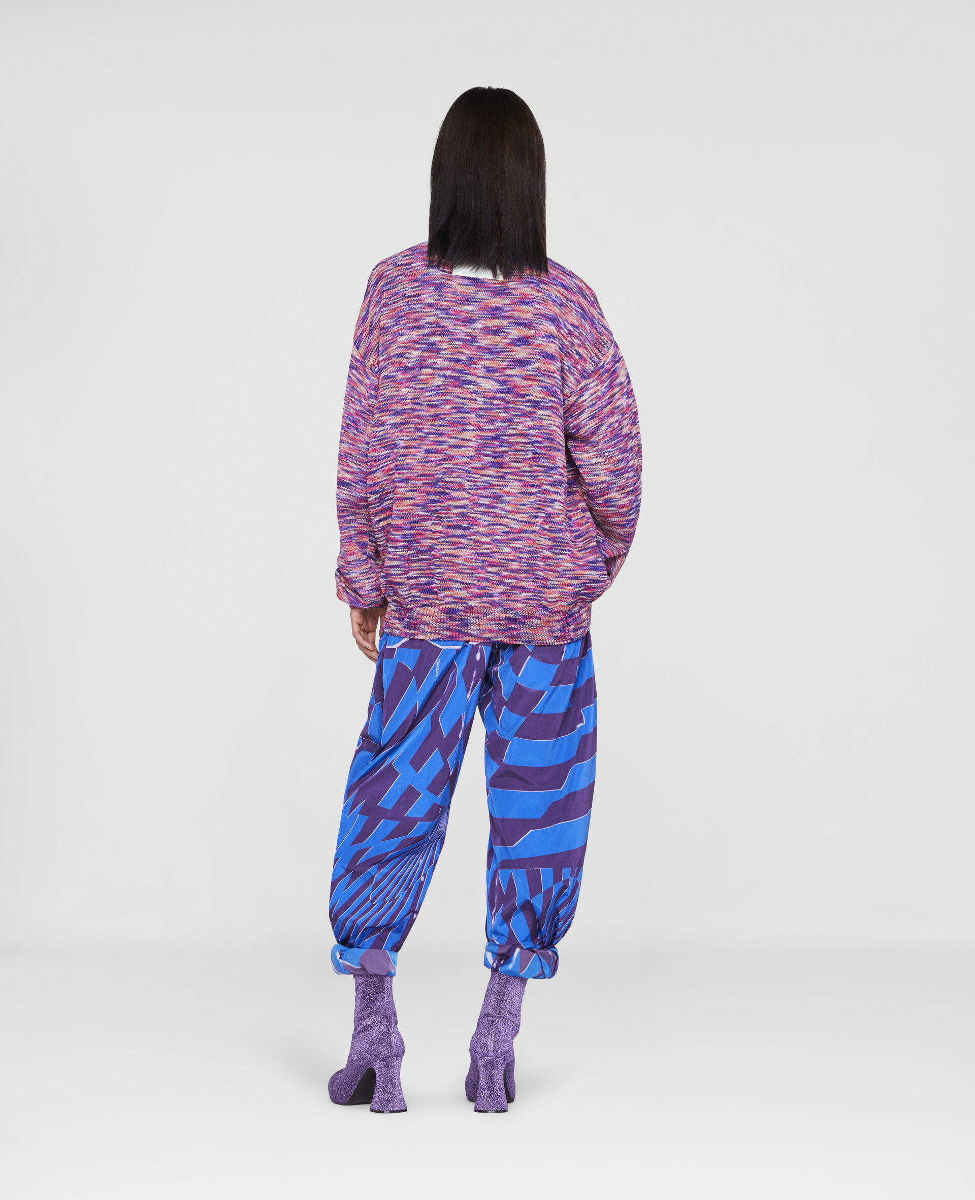 Myfawnwy Jumper -Multicolour-large image number 2