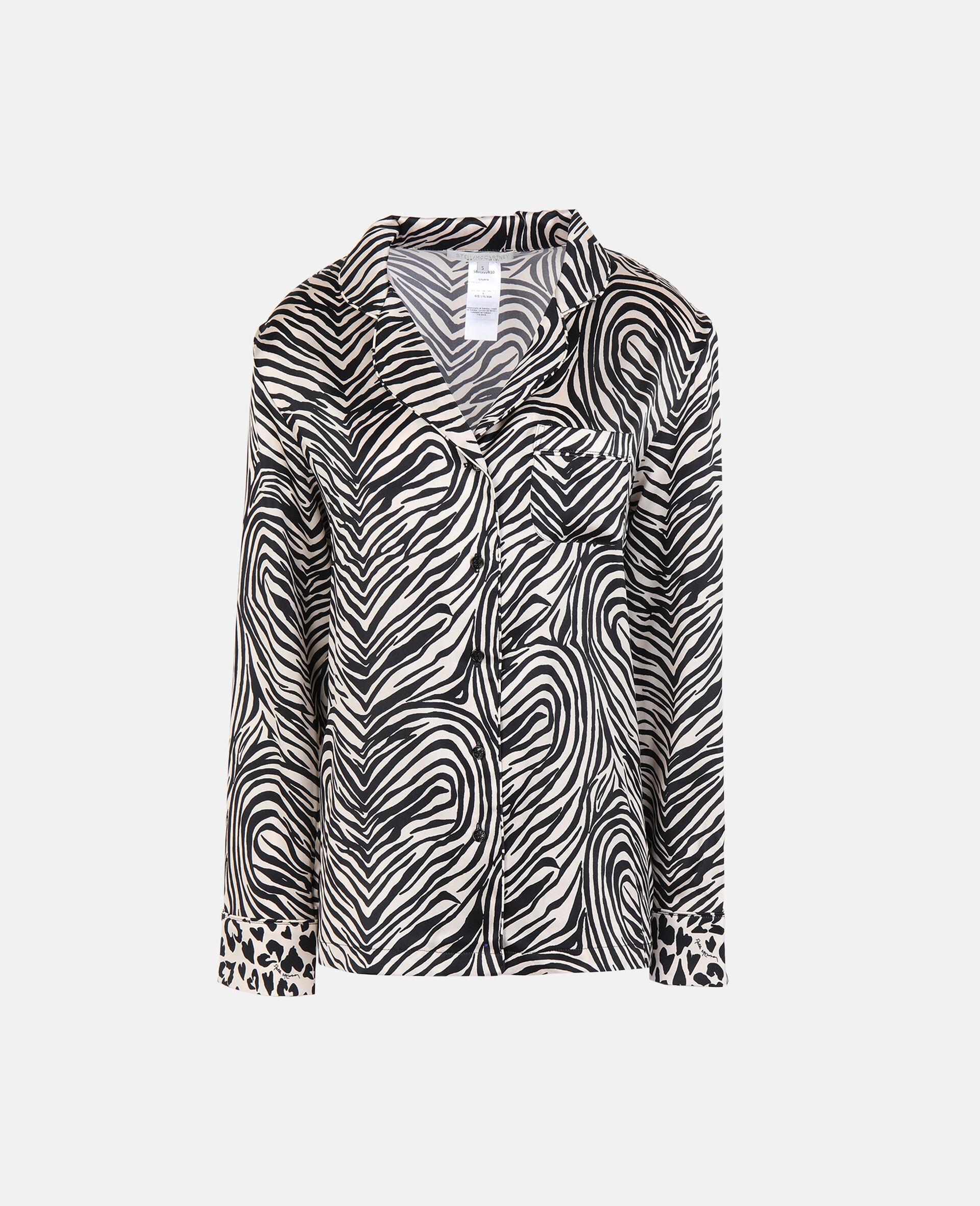 Maggie Twisting Shirt-Beige-large image number 0
