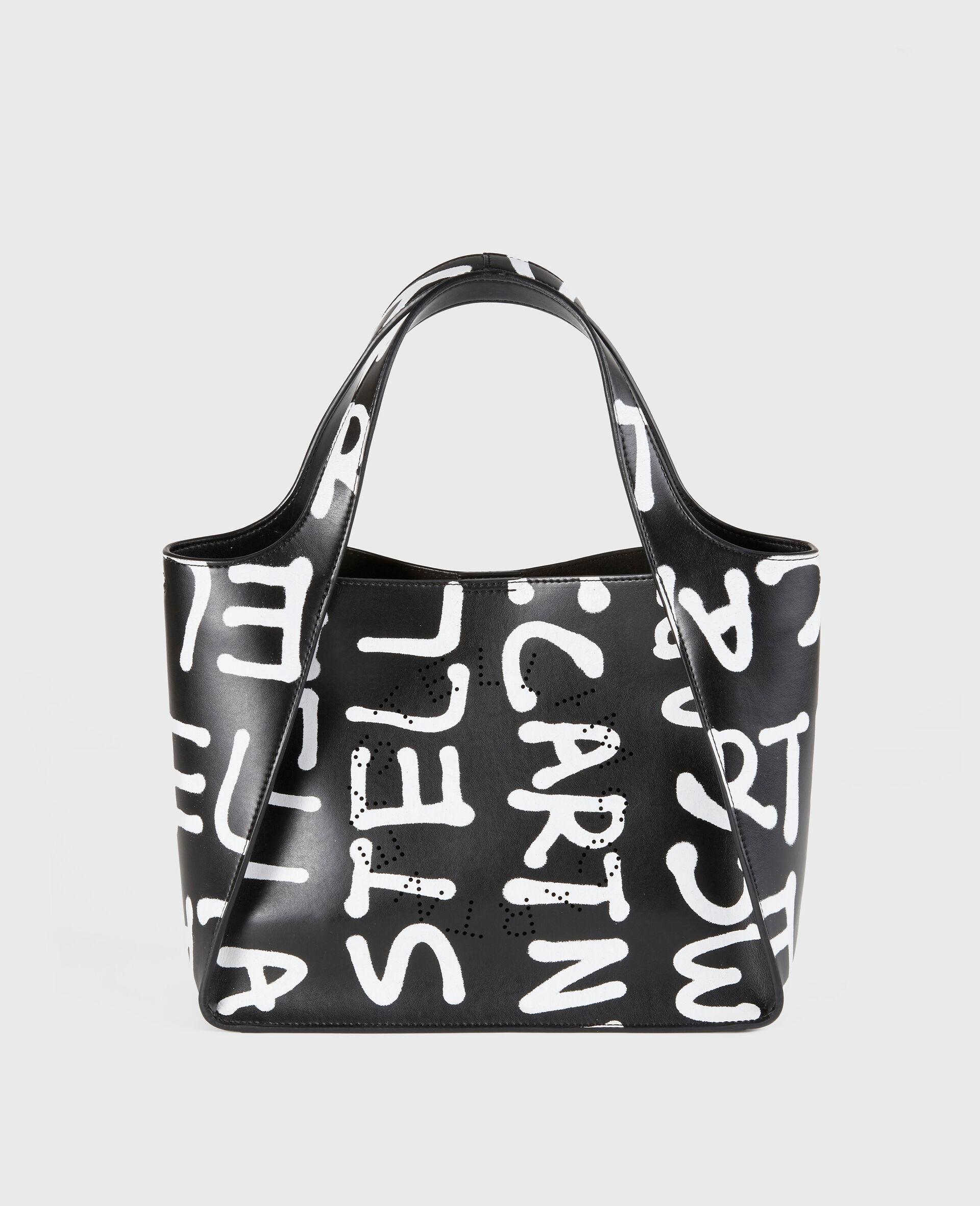 Ed Curtis Stella Logo Crossbody Bag-Black-large image number 0