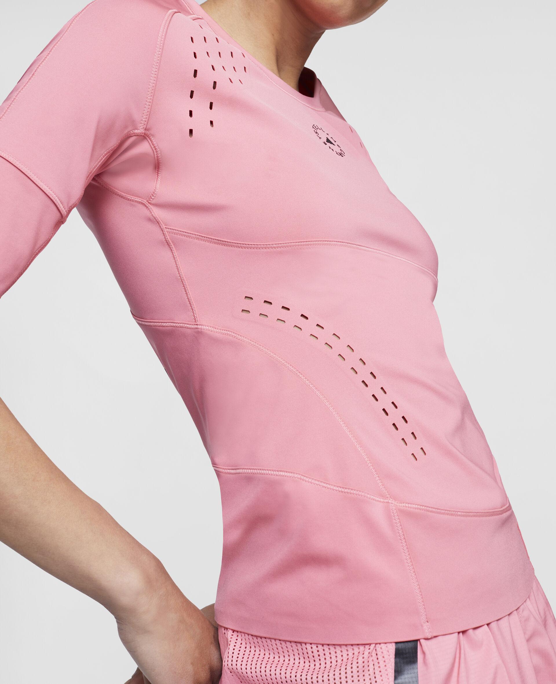 Hazy Rose TruePurpose Training T-Shirt-Pink-large image number 2