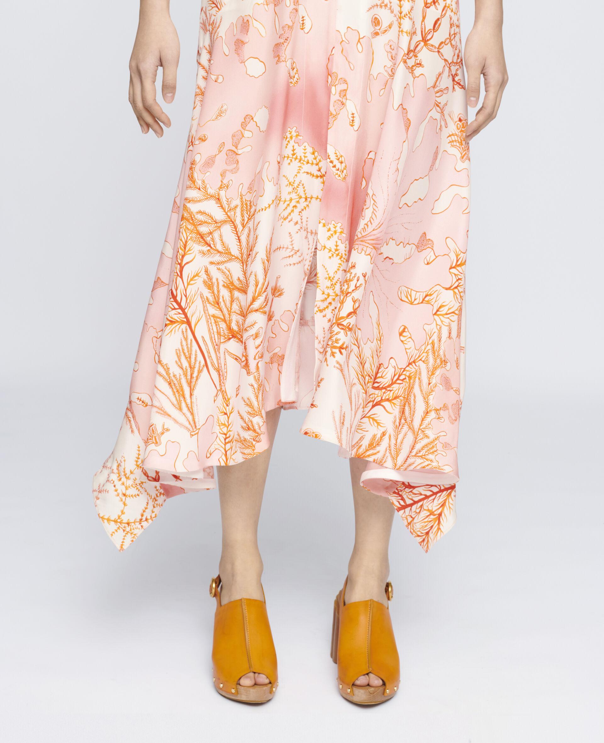 アナベル シルク ドレス-マルチカラー-large image number 3