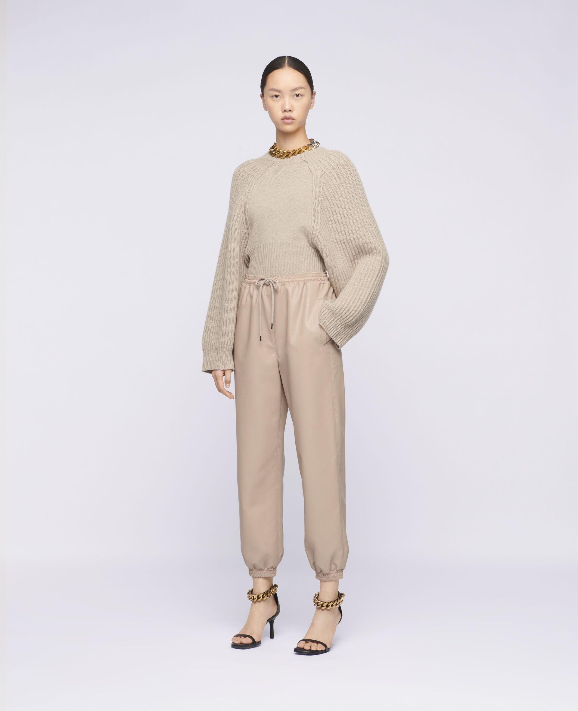 Kira Alter Mat 裤装-粉色-large image number 1