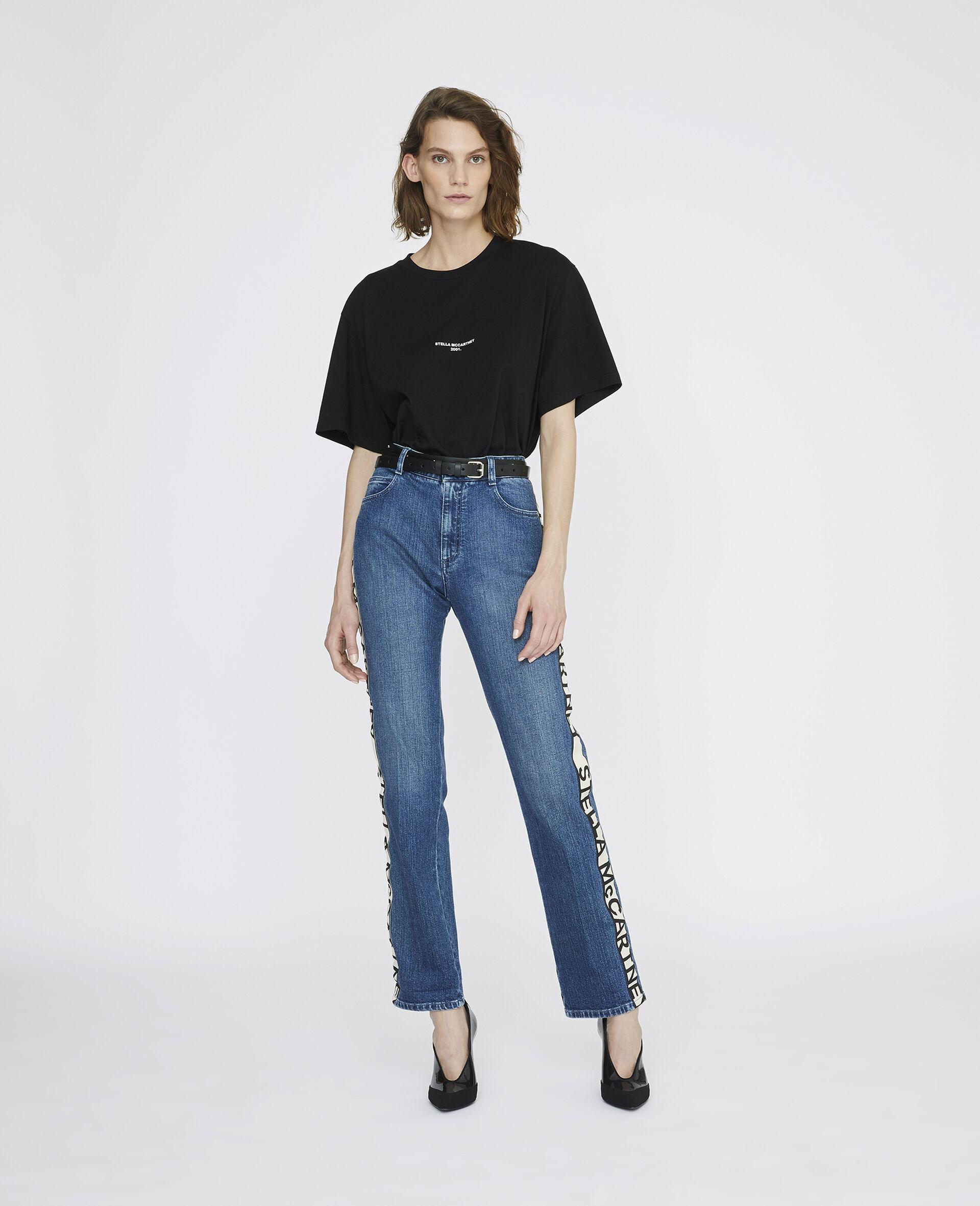 Stella McCartney 2001. T-Shirt-Schwarz-large image number 1