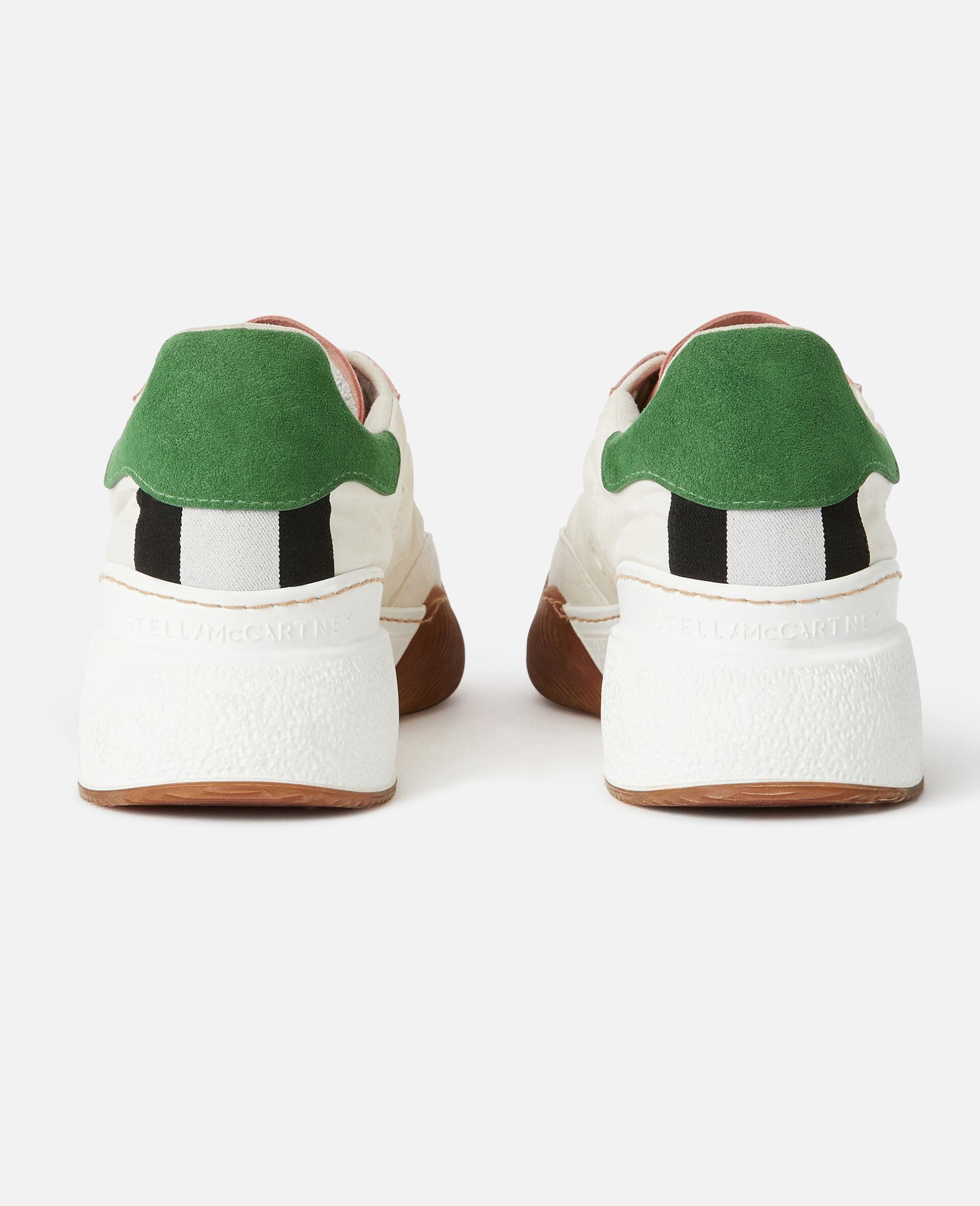 Sneakers Loop mit Schnürung-Bunt-large image number 2