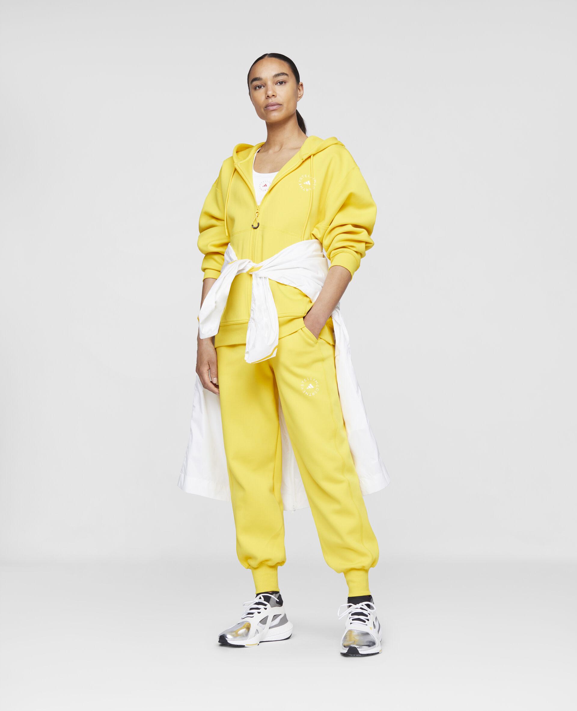 Yellow Training Sweatpants-Yellow-large image number 1