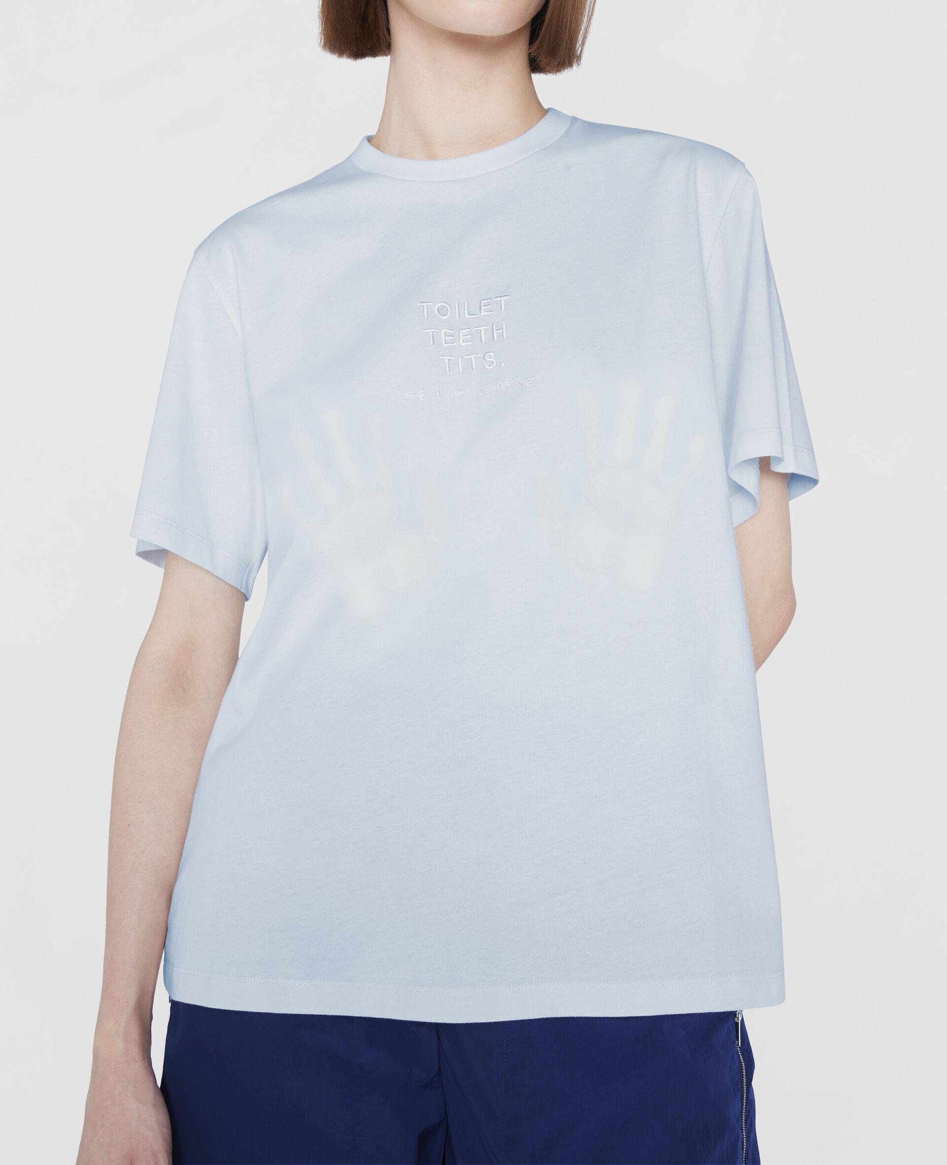 BCA 2021: Toilet, Tits, Teeth (TTT) T-shirt-Blue-large image number 3