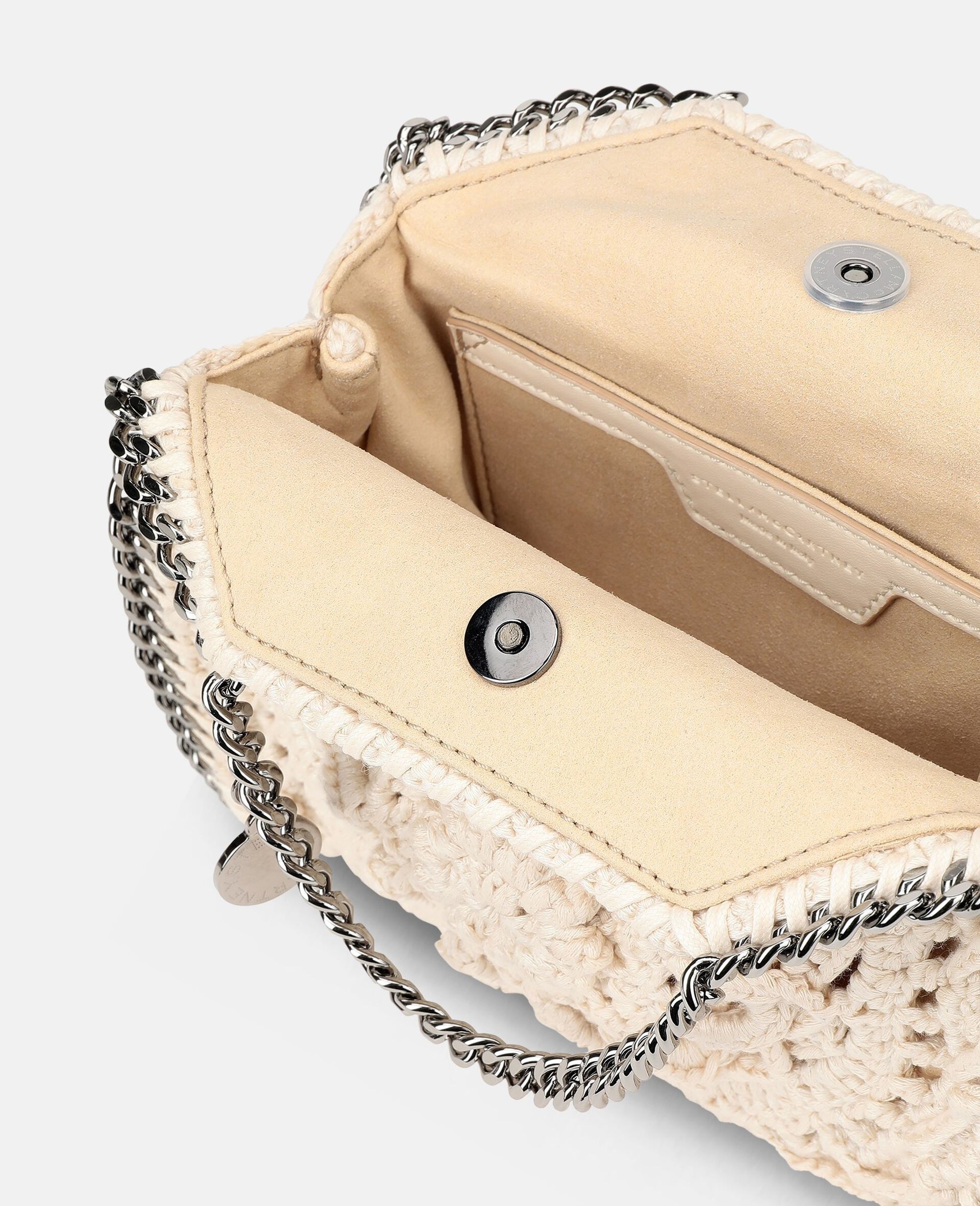 Falabella Tiny Tote-White-large image number 3