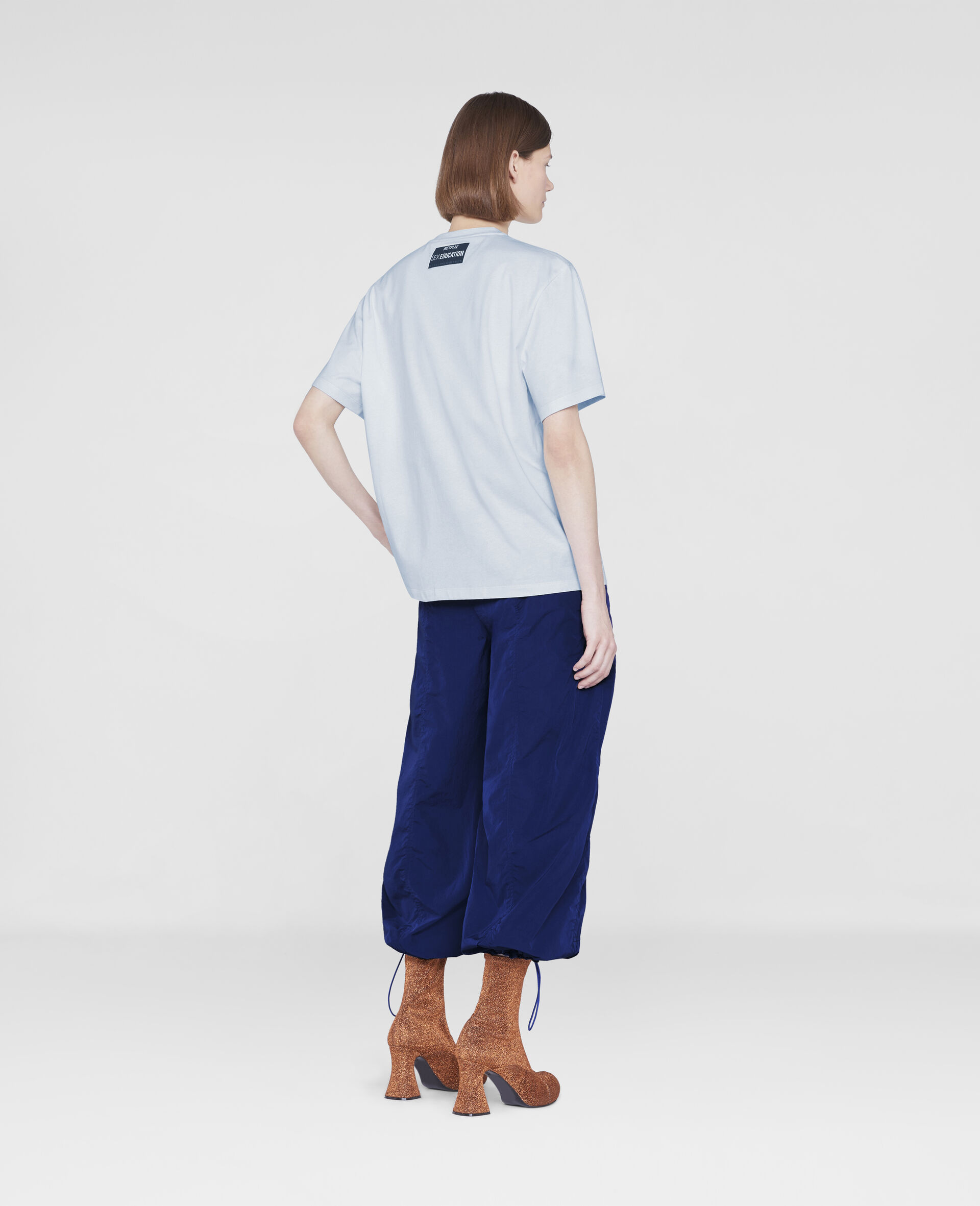 BCA 2021: Toilet, Tits, Teeth (TTT) T-shirt-Blue-large image number 2