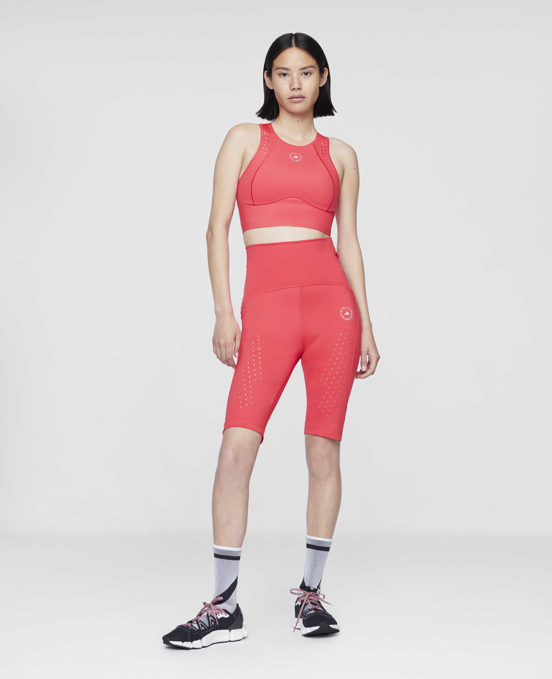 Active Pink TruePurpose Cycling Tights-Pink-large image number 1