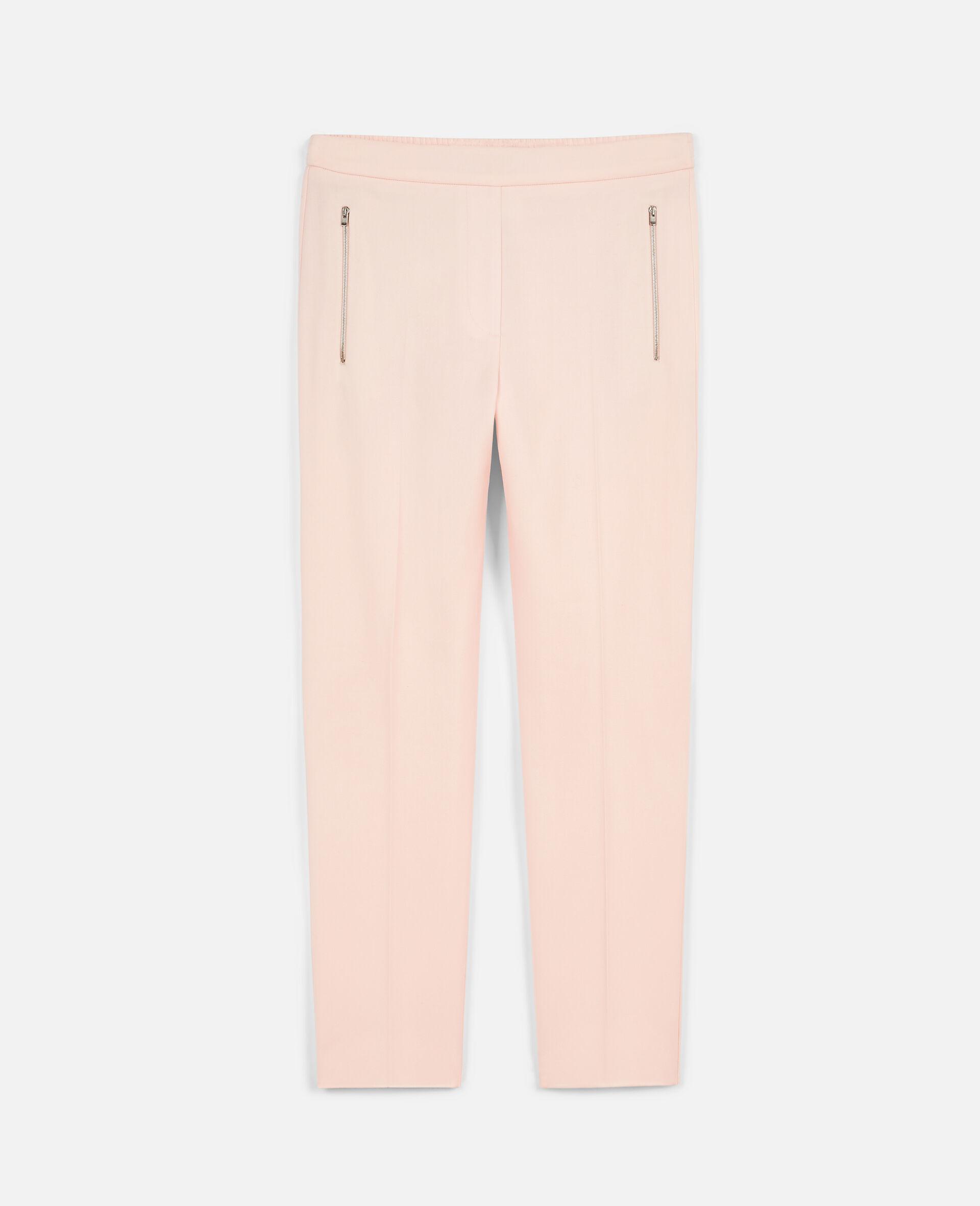 羊毛裤装-粉色-large image number 0