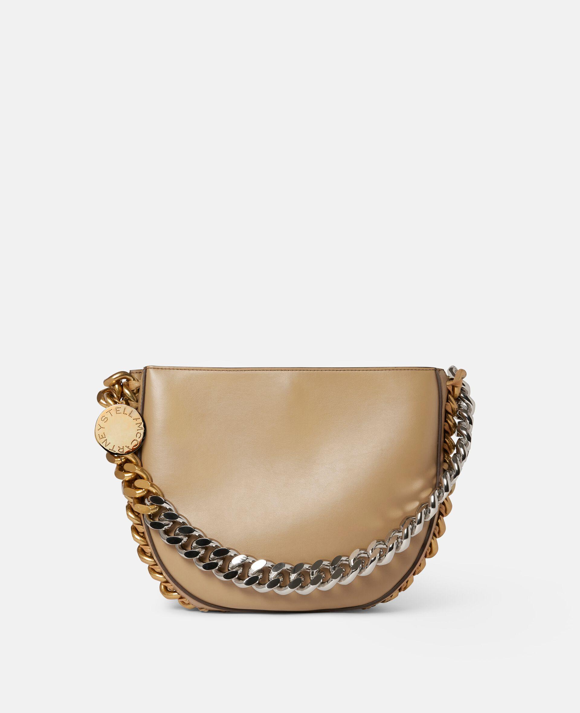 Frayme Medium Shoulder Bag-Black-large image number 0
