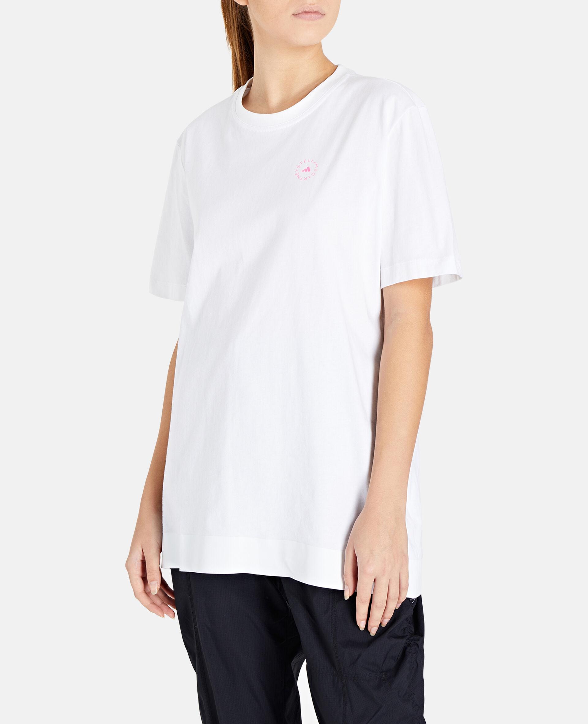 White Training T-Shirt-White-large image number 4