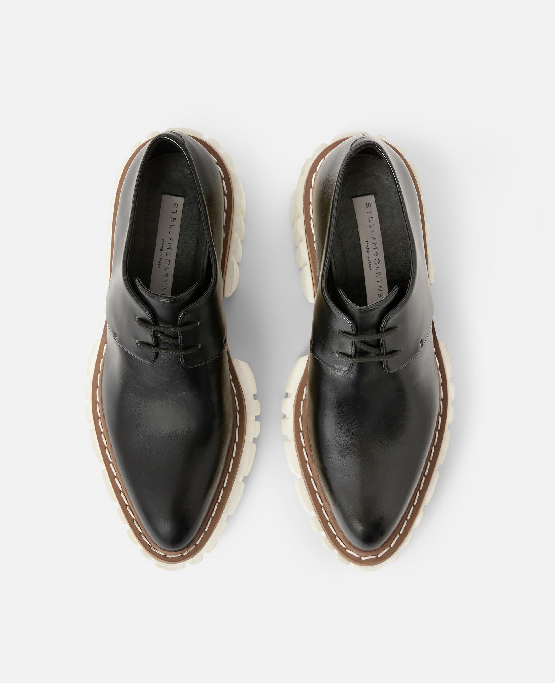 Emilie Lace-Up Shoes-Black-large image number 3