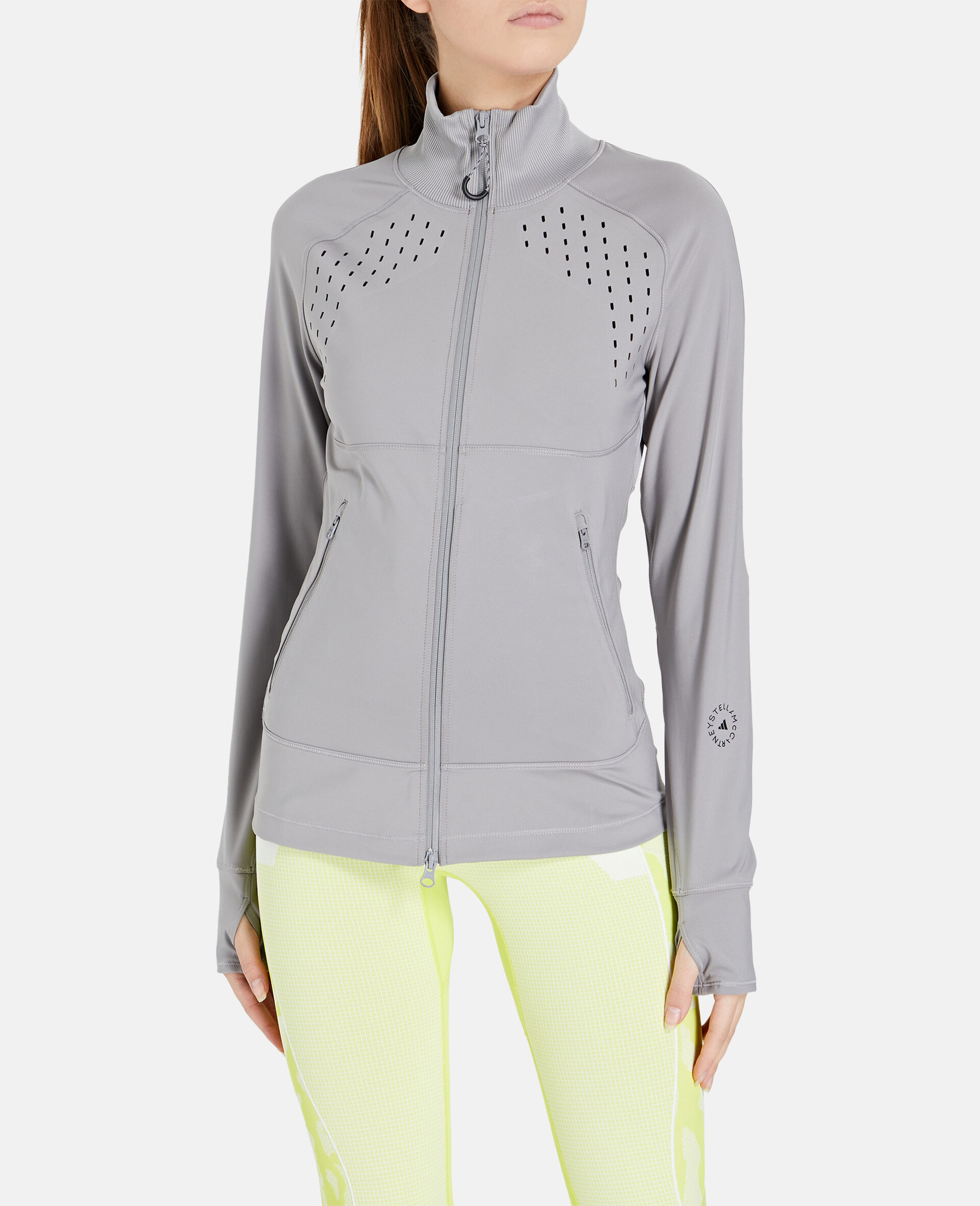 TruePurpose Running Midlayer-Grey-large image number 4