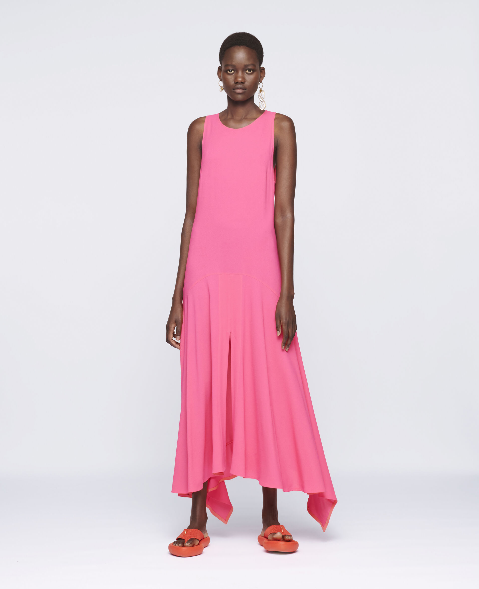 Anabelle Maxi Dress-Pink-large image number 1