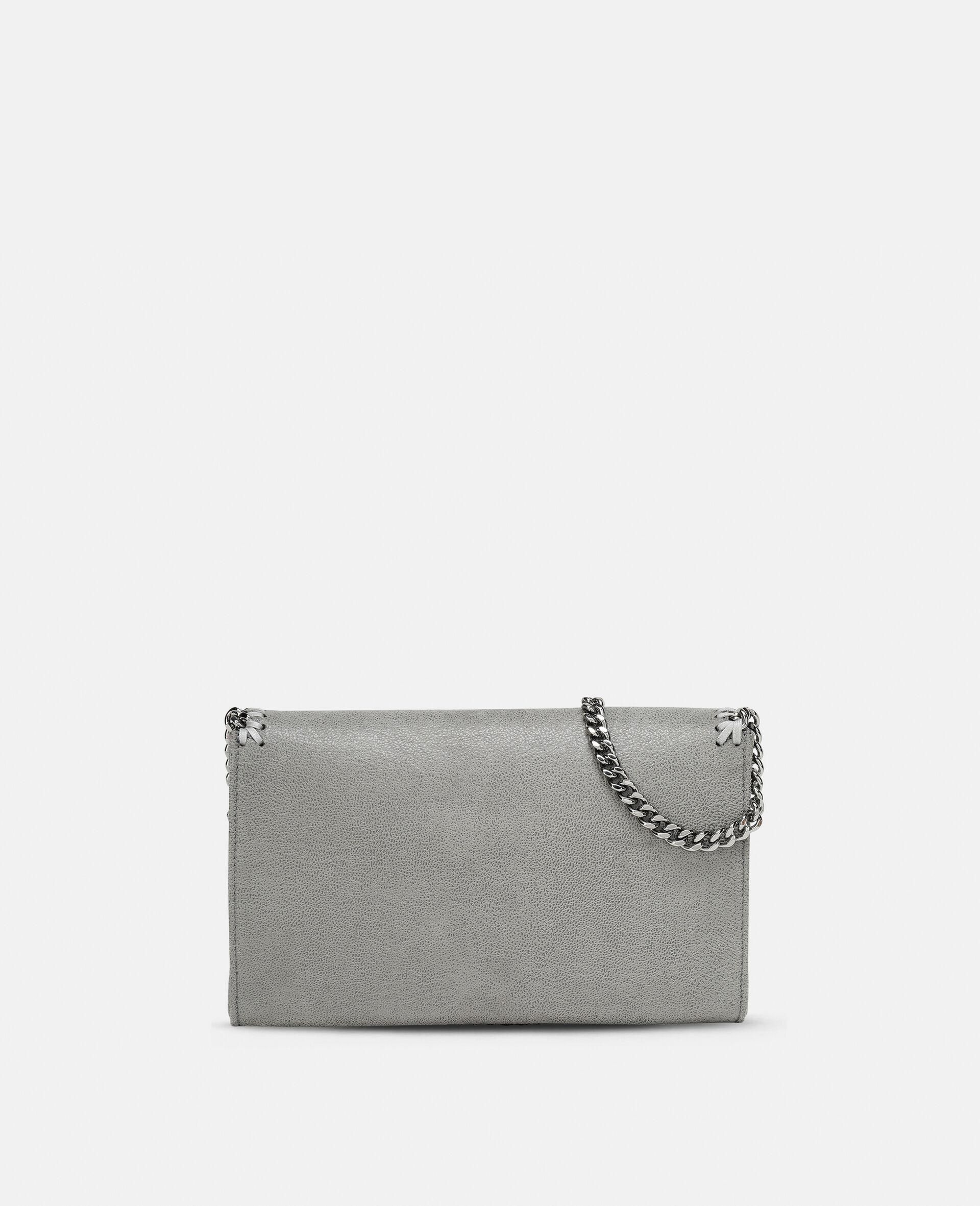 Falabella Mini Shoulder Bag-Grey-large image number 2