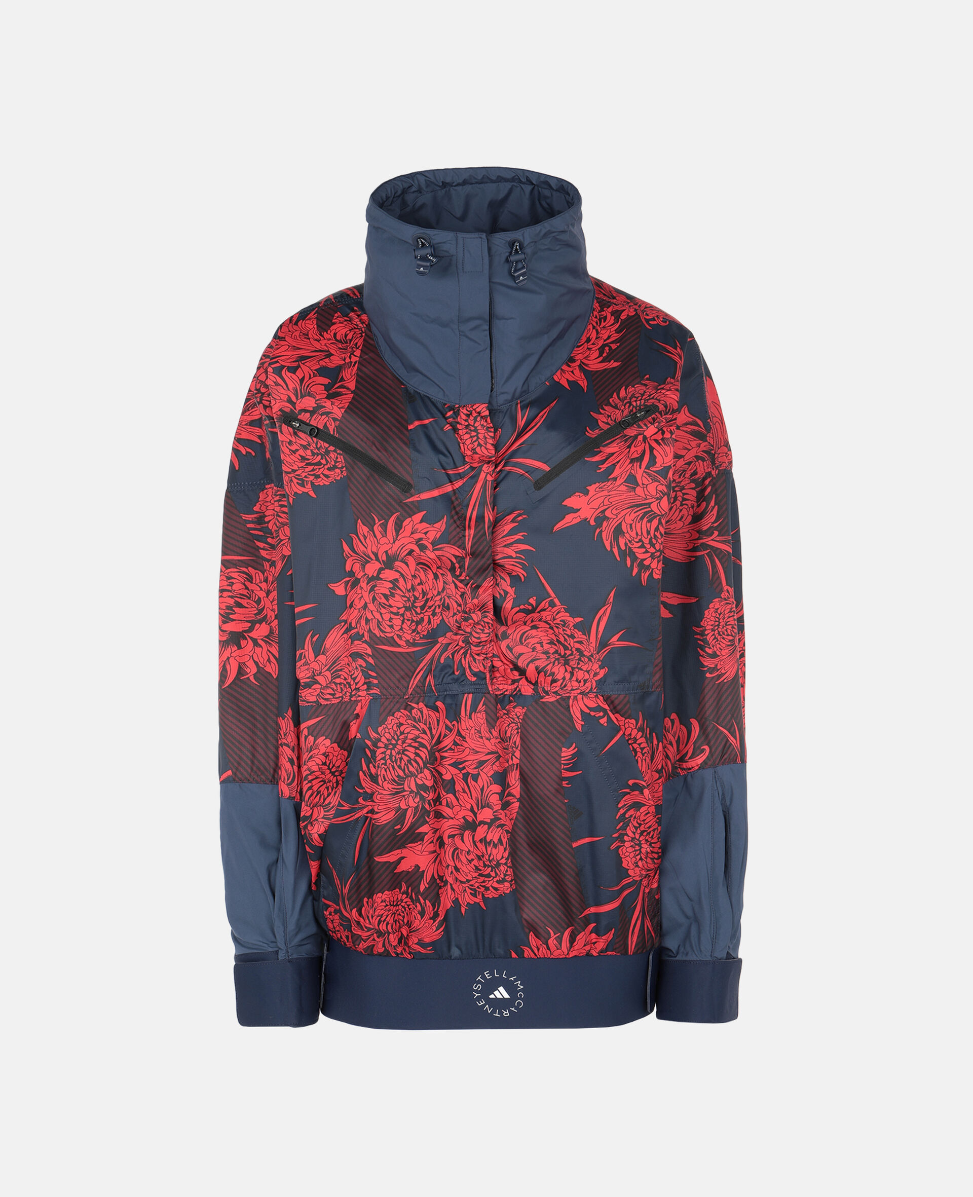 Future Playground Printed Jacket -Red-large image number 0