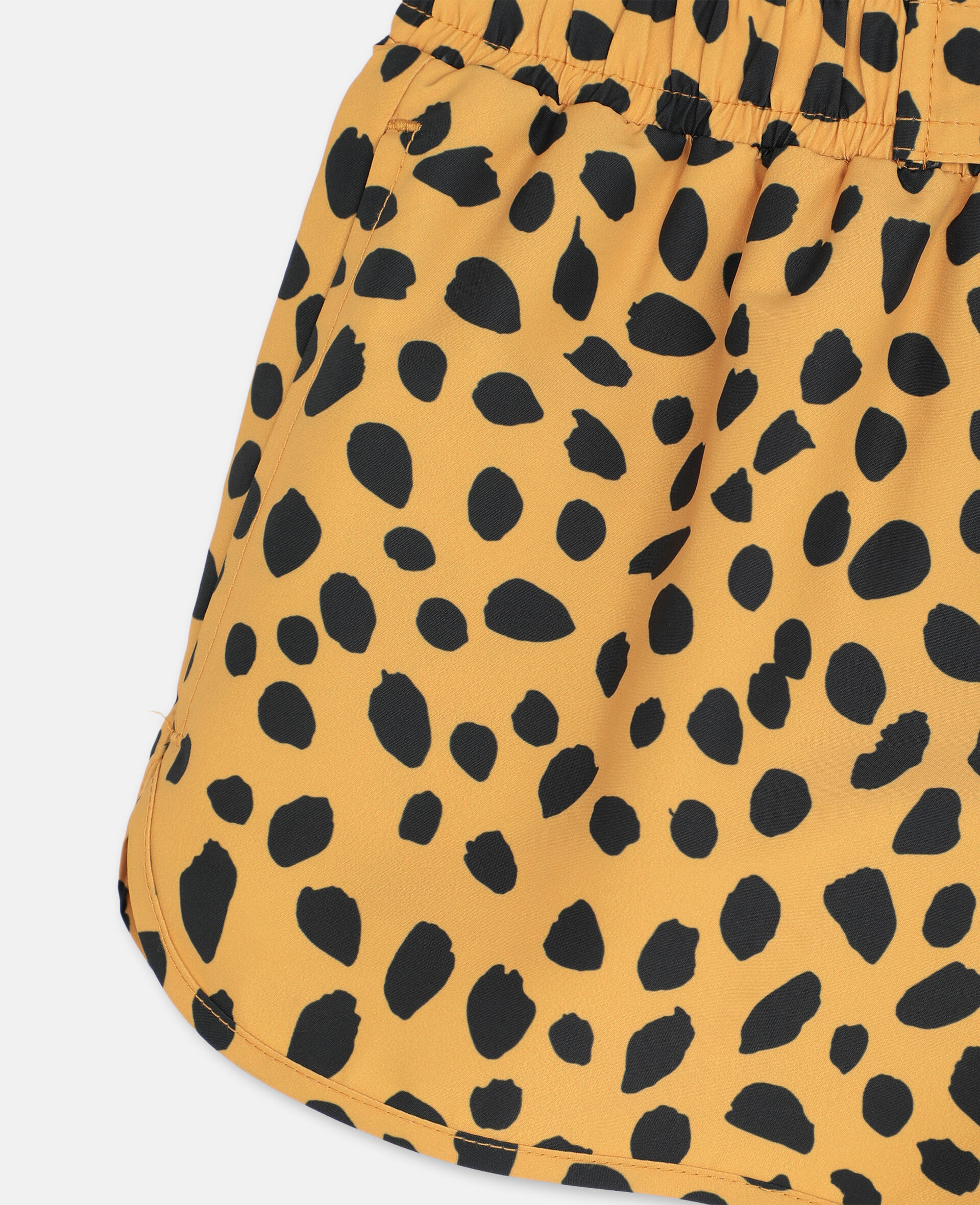 Badeshorts mit Gepardenpunkten-Bunt-large image number 1
