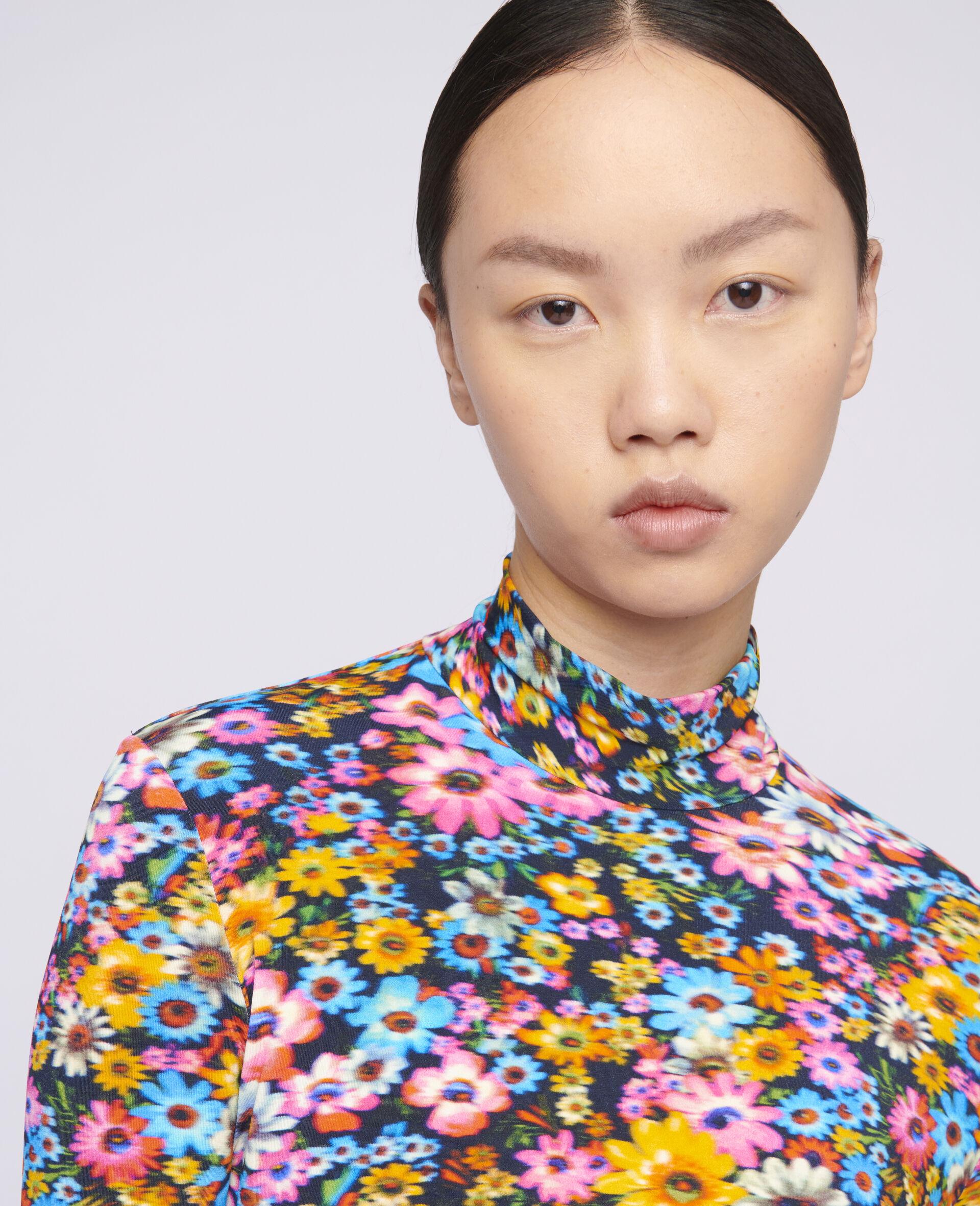 Renata Top-Multicolour-large image number 3