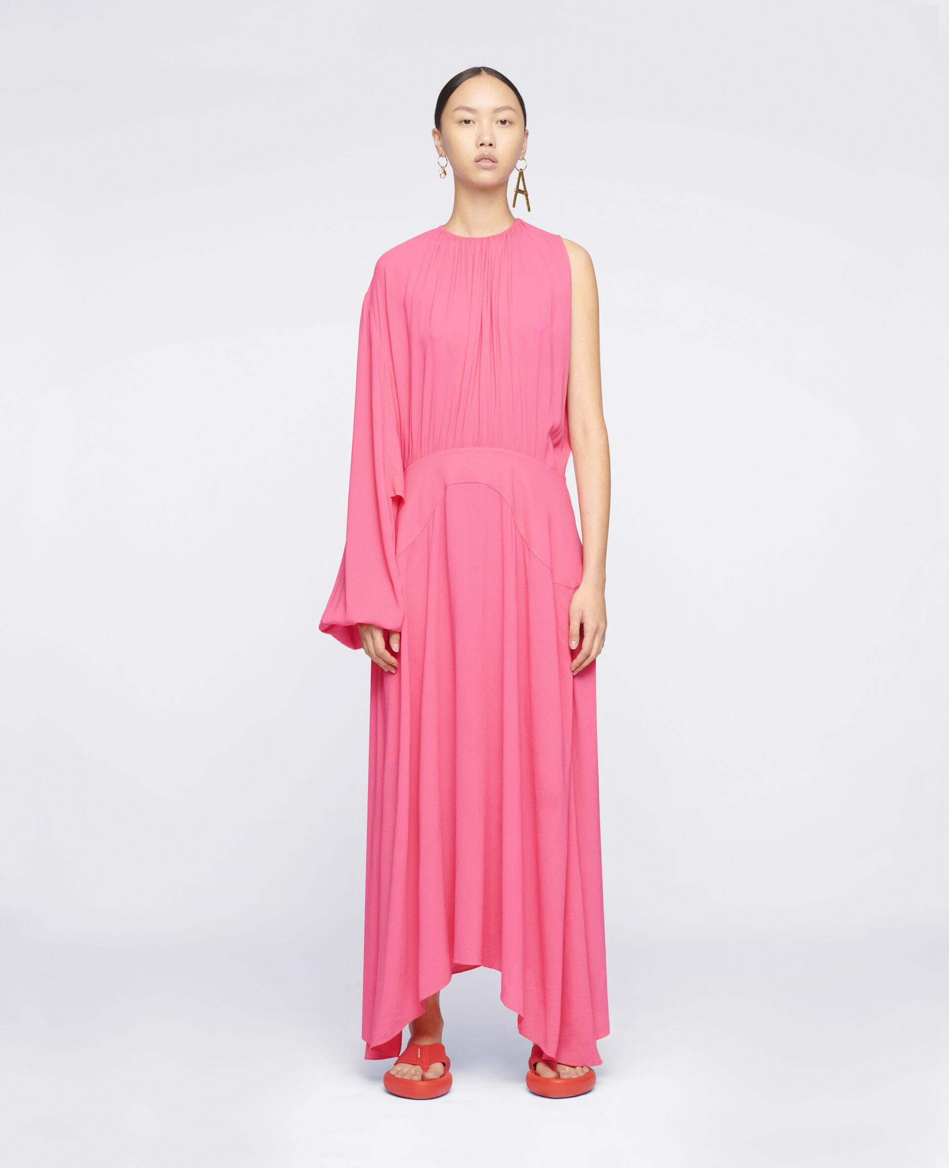 Robe longue Cassandra-Rose-large image number 1