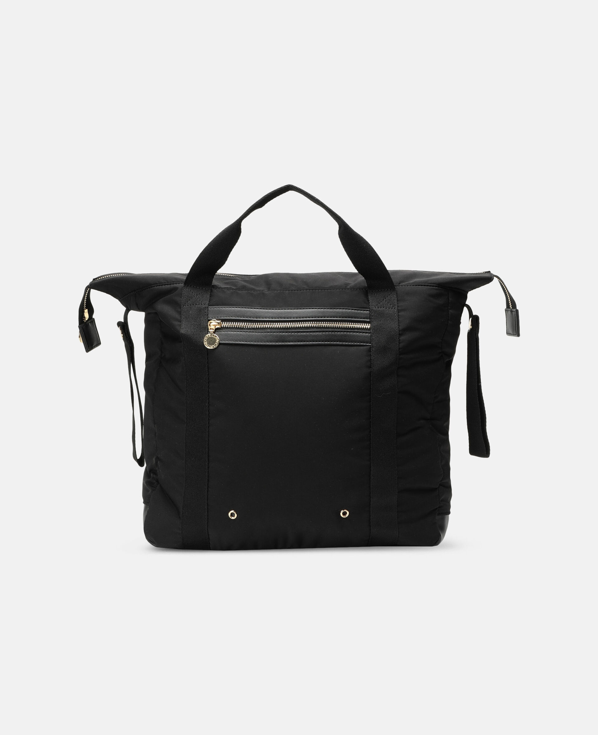 Diaper Backpack-Black-large image number 0