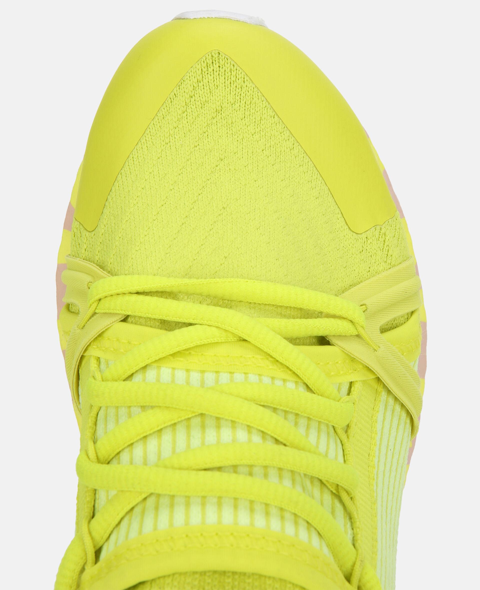 Gelbe Ultraboost 20 Laufschuhe  -Gelb-large image number 3